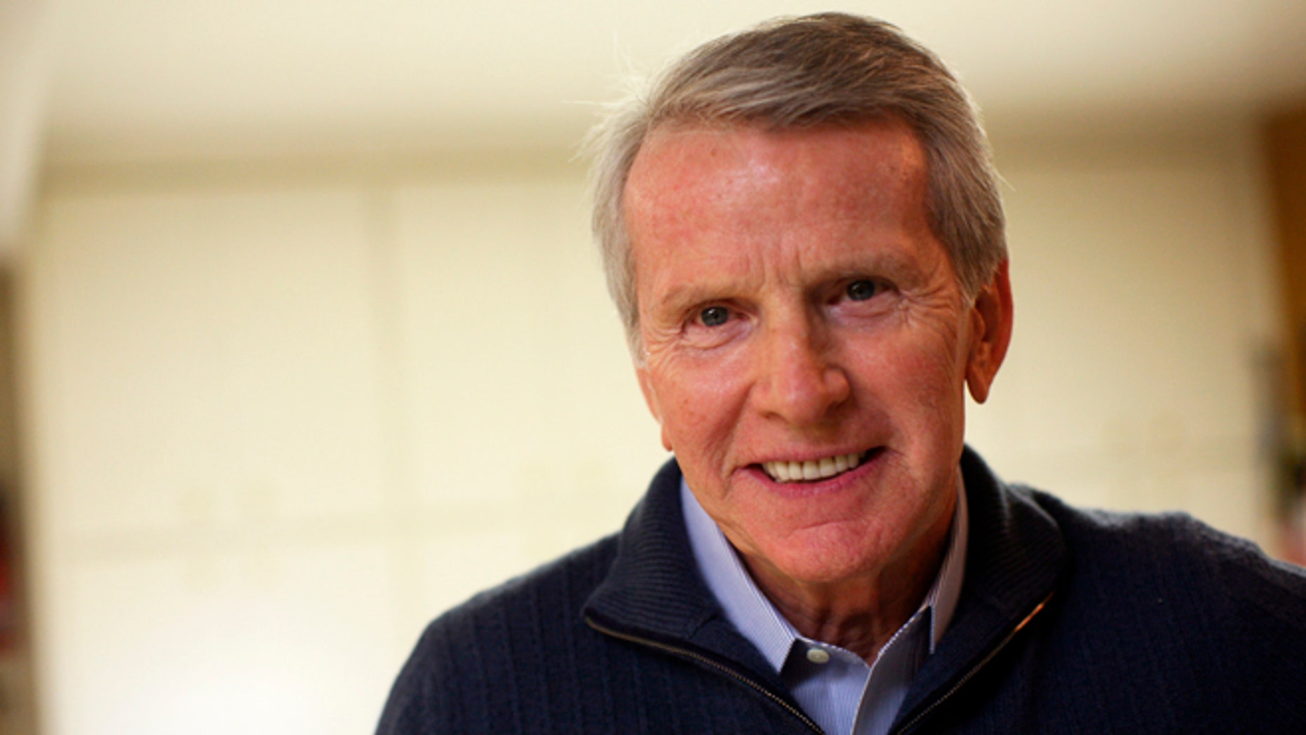 Nov. 11, 2011: Hewlett Packard executive chairman and Kleiner Perkins managing partner Ray Lane poses at his home in Atherton, California.