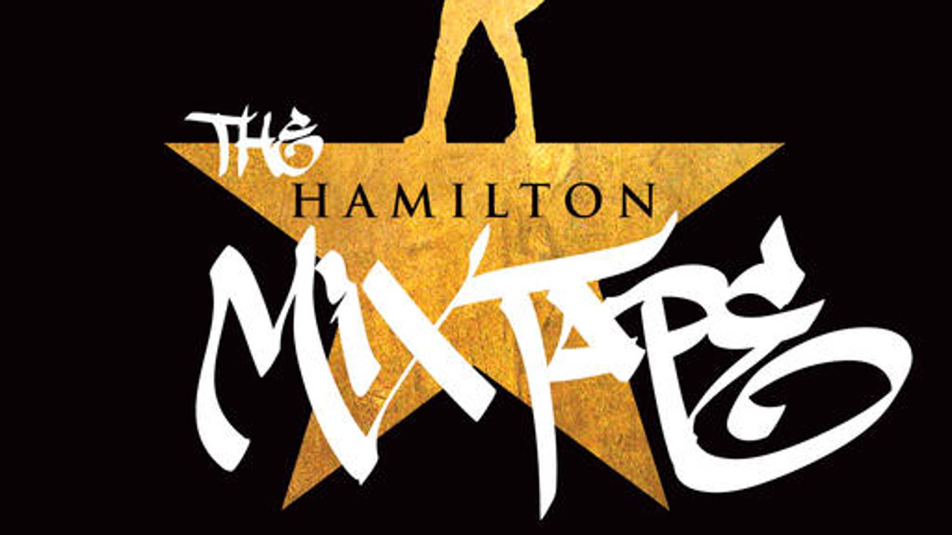 """This CD cover image released by Atlantic Records shows """"The Hamilton Mixtape."""" The 23-track âHamilton Mixtape,â set for release Friday, features covers by such artists as Usher, Kelly Clarkson, Nas, Ben Folds, Alicia Keys, Ashanti, John Legend, Sia, Common, Wiz Khalifa, Queen Latifah, The Roots, Jill Scott and Busta Rhymes. (Atlantic Records via AP)"""