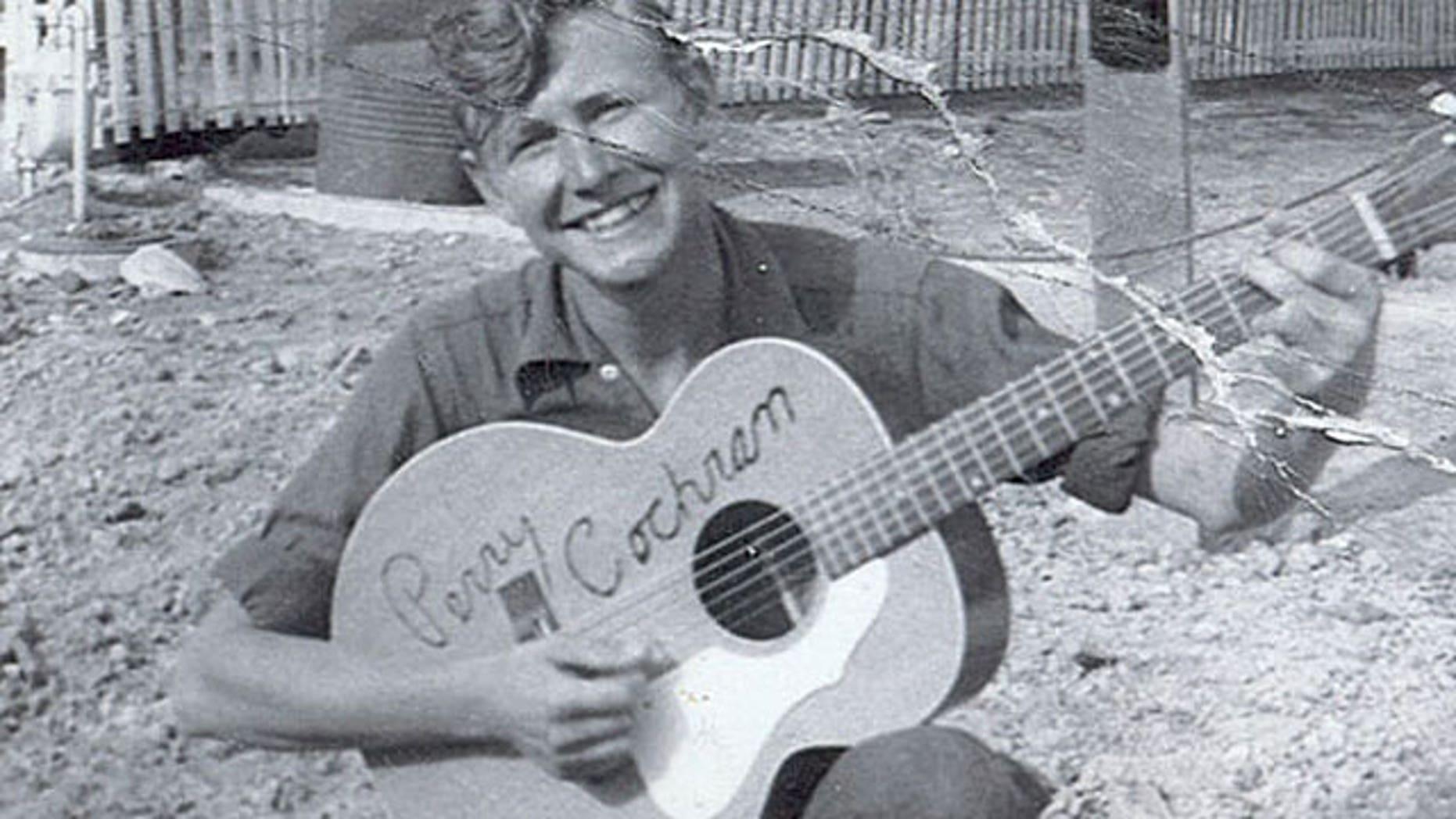 """Garland Perry """"Hank"""" Cochran"""