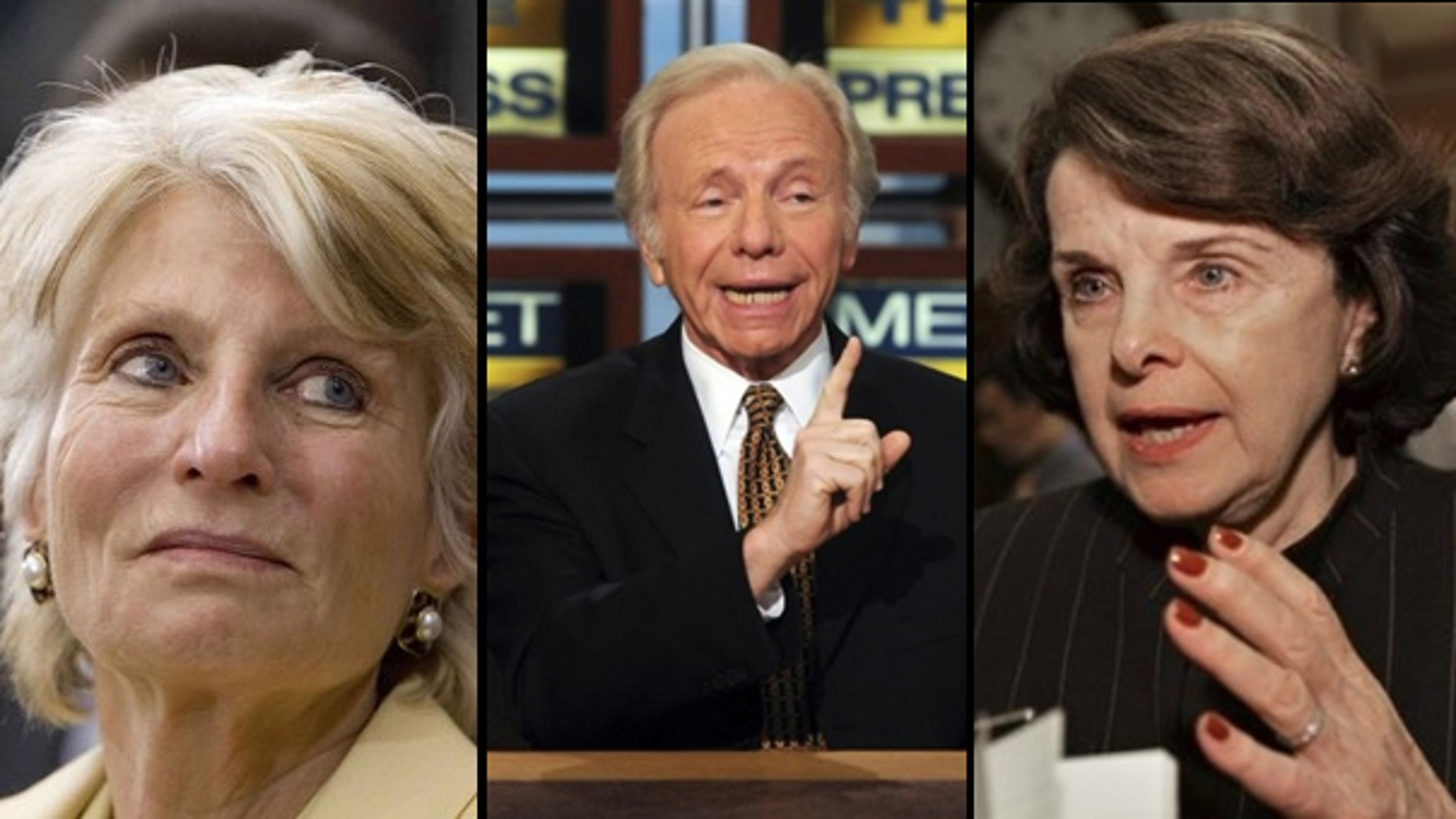 Rep. Jane Harman, Sens. Joe Lieberman and Dianne Feinstein are just three lawmakers who have joined GOP opposition to sending Gitmo transfers to Yemen.