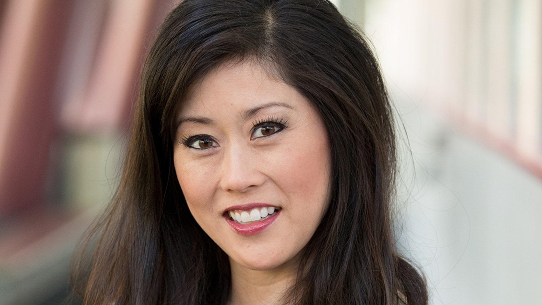 Kristi Yamaguchi today.
