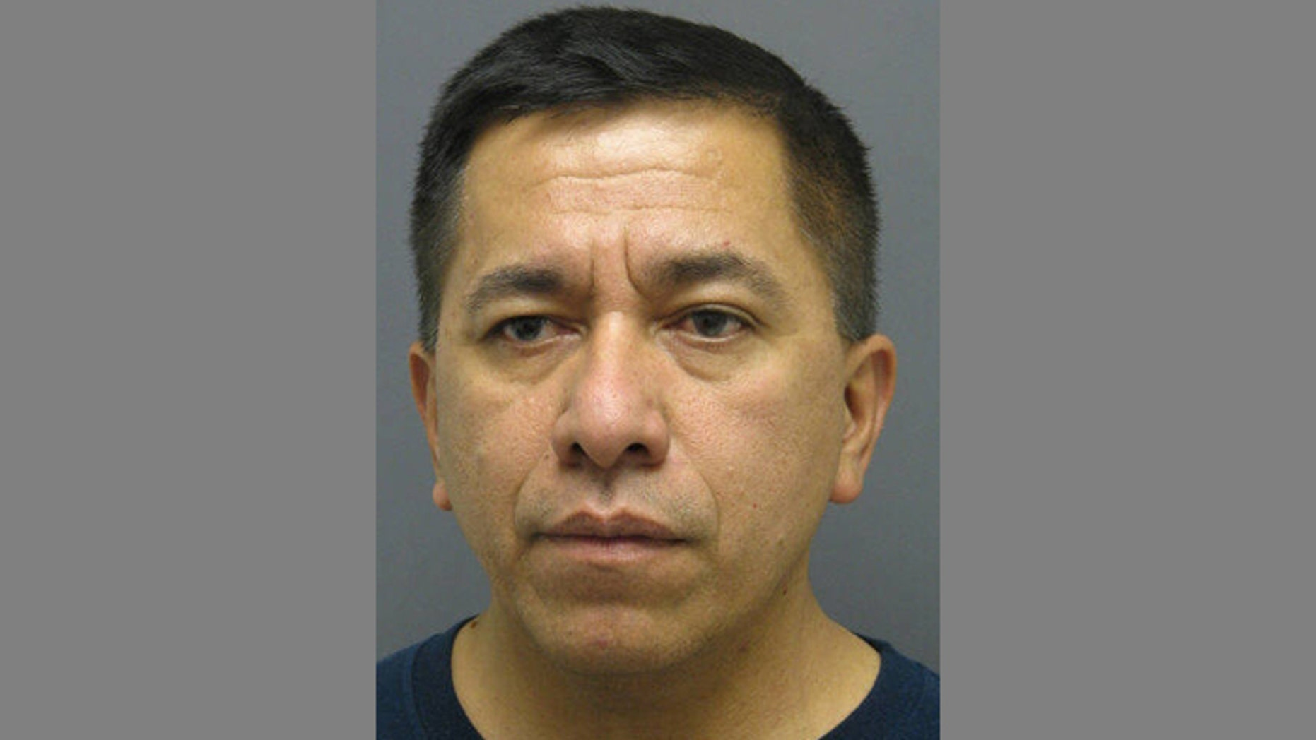 U.S. Secret Service Officer Hector Cuellar was arrested Monday and charged with sexual assault of a 14-year-old girl. (Prince William County police)