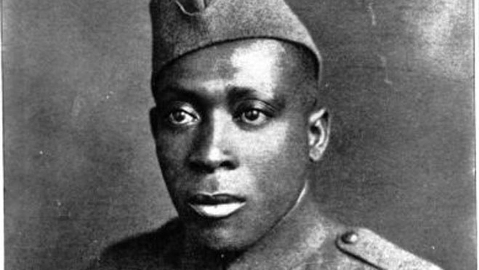 Sgt. Henry Johnson.