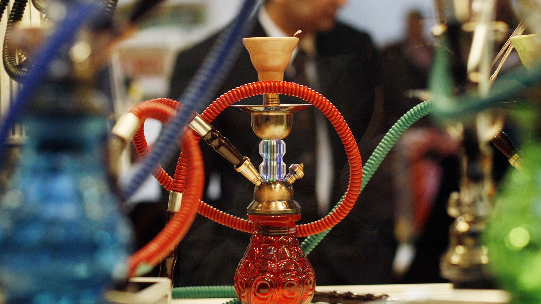 Smoking hookah not safe alternative to cigarettes