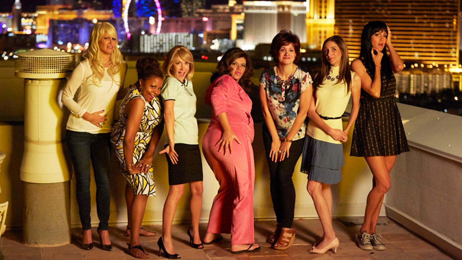 Angela Kinsey, Dannah Phirman, Tymberlee Hill, Andrea Savage, Erinn Hayes, Danielle Schneider, Casey Wilson