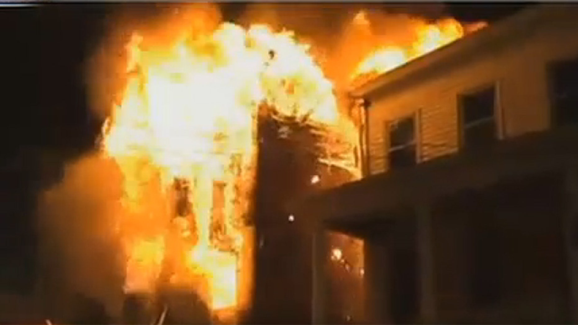 May 13, 2013: Officials say four children and two adults died in a house fire late Sunday.