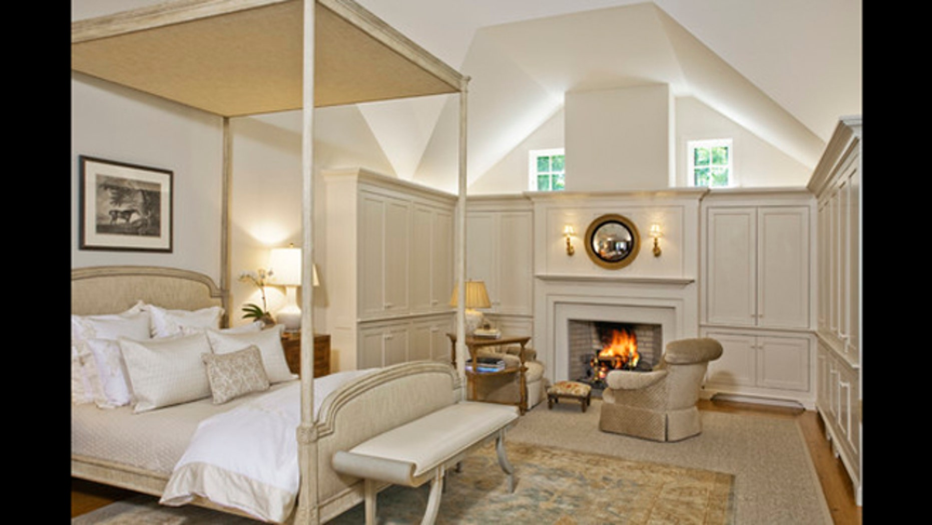8 Fireplace designs for a radiant master bedroom | Fox News