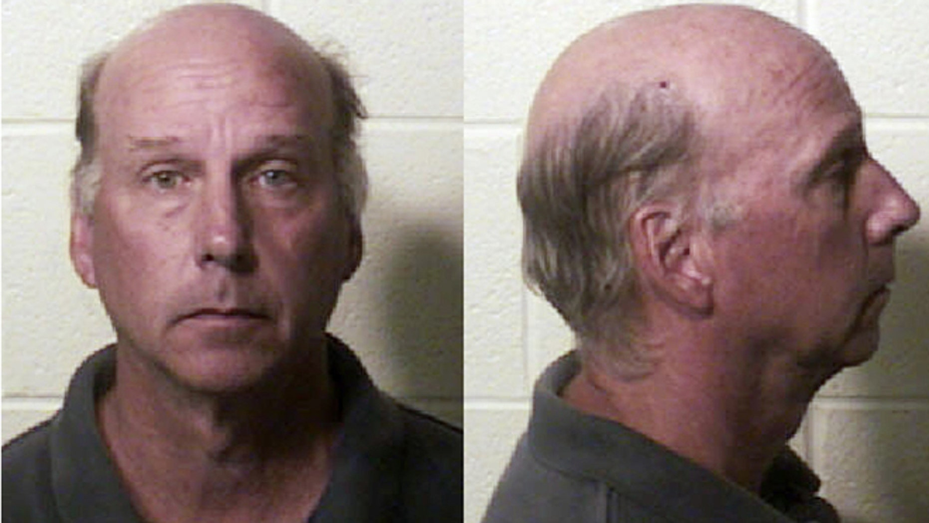 William Howell Masters III, 60, the son of sex research pioneer Dr. William H. Masters, has been charged with exposing himself to a sheriff's deputy and another woman.