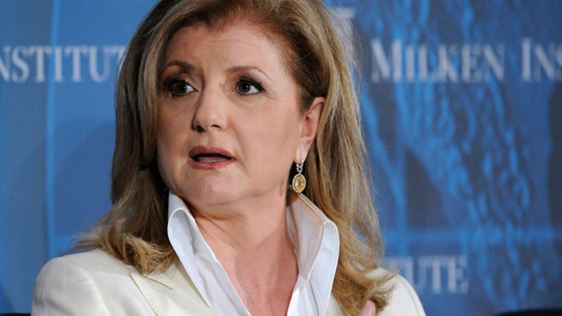 Arianna Huffington -- who went from running a 50-person newsroom before AOL's $315 million acquisition of the site this year, to overseeing 1,500 as the president and editor-in-chief of all of AOL's media properties -- is said to be very sensitive to bad publicity.