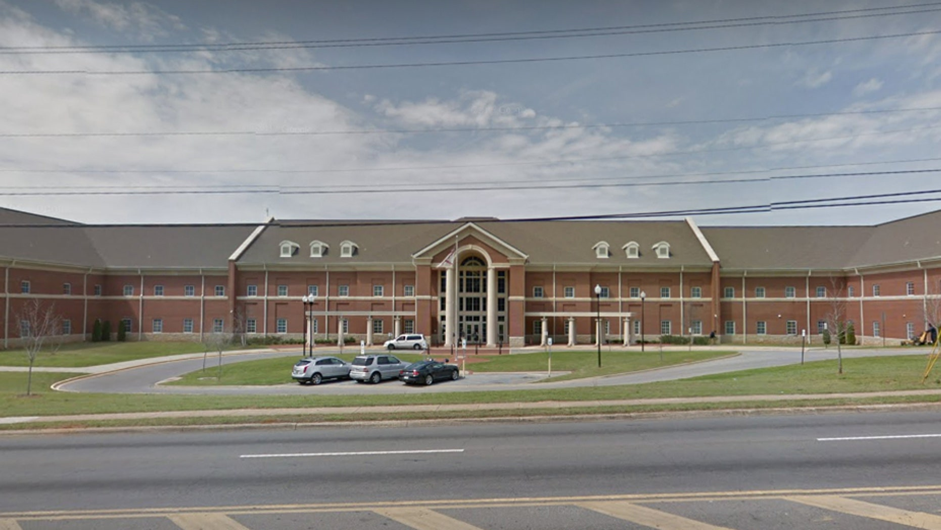 One student is reportedly dead and two other people were injured Wednesday when shots were fired at Huffman High School in Birmingham, Alabama.