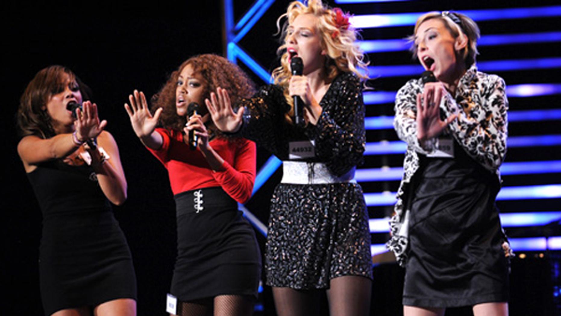 Group Week on 'American Idol.' (Americanidol.com)