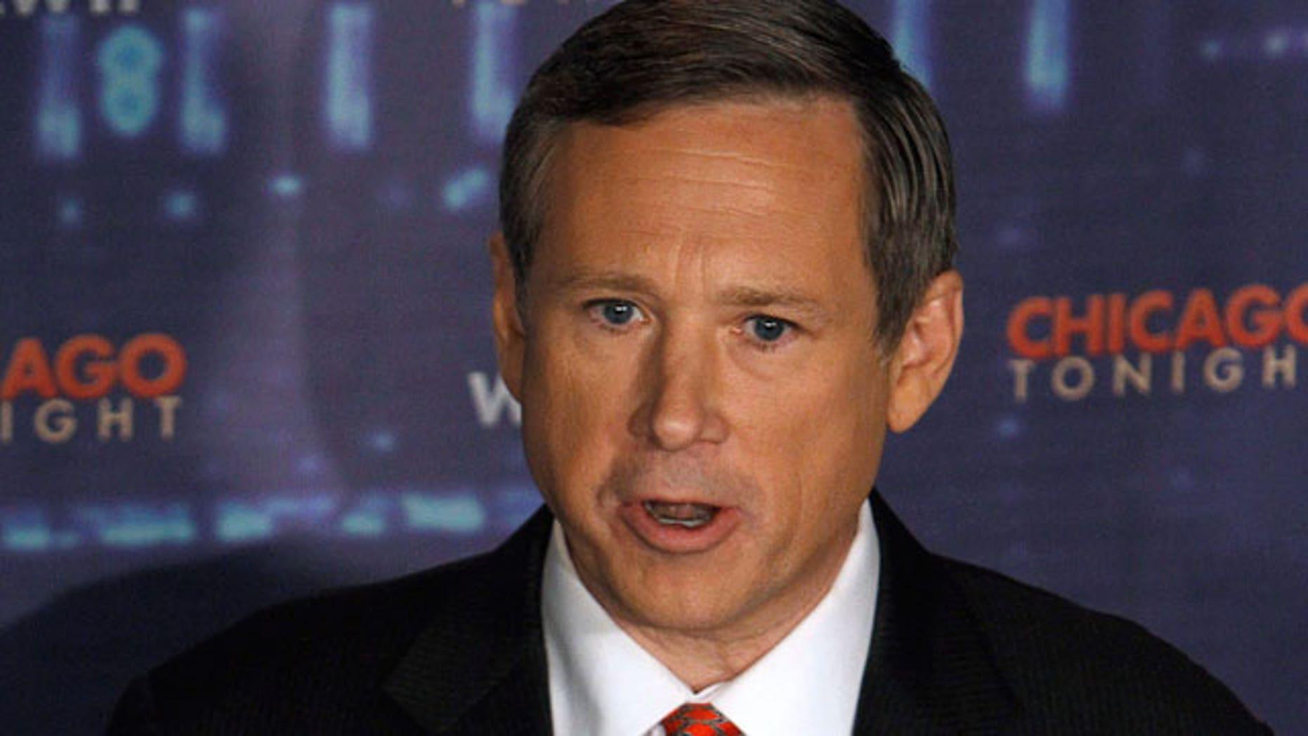 Illinois Senator Mark Kirk