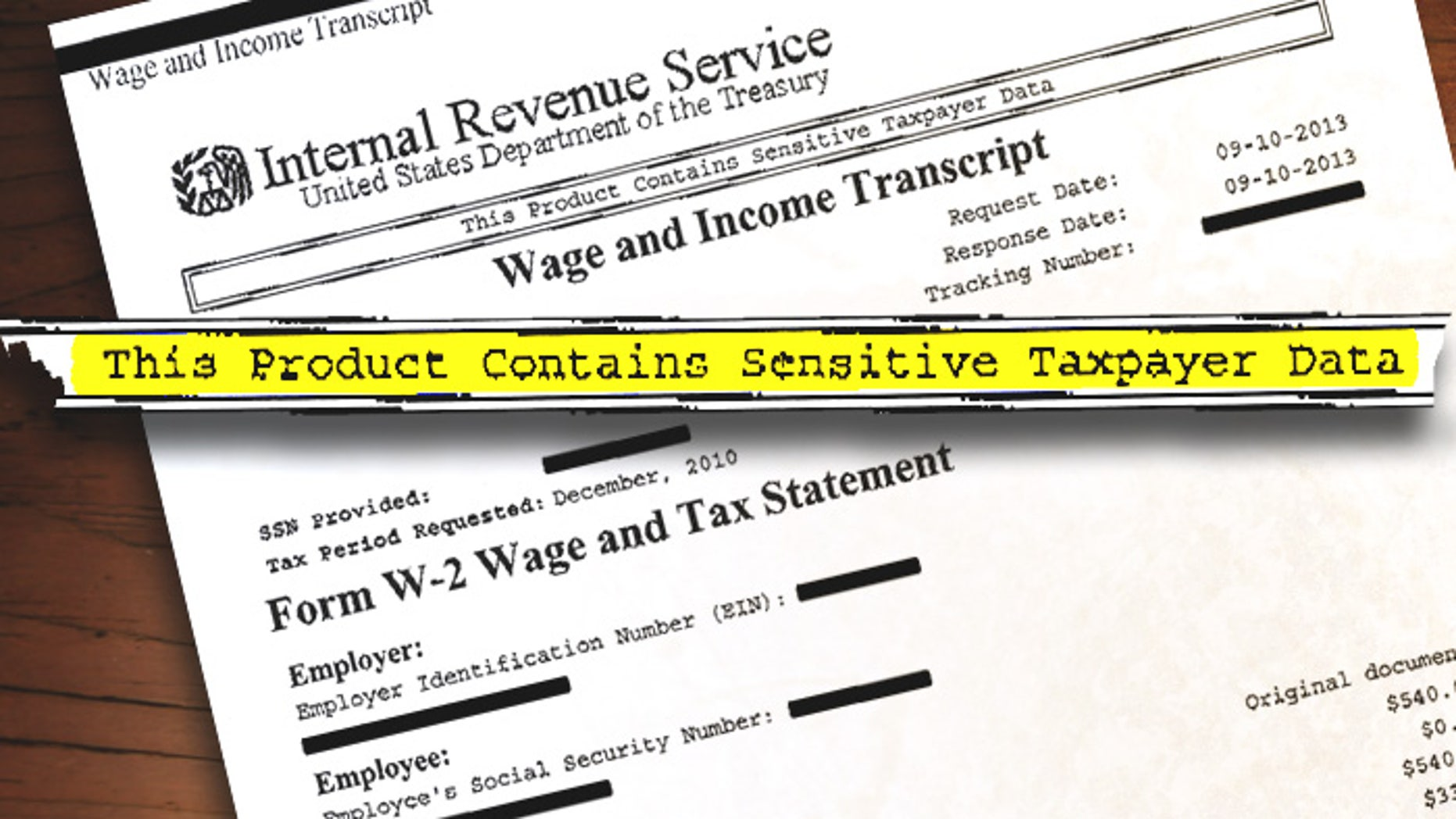 IRS mistakenly sent \'sensitive taxpayer data\' to California small ...