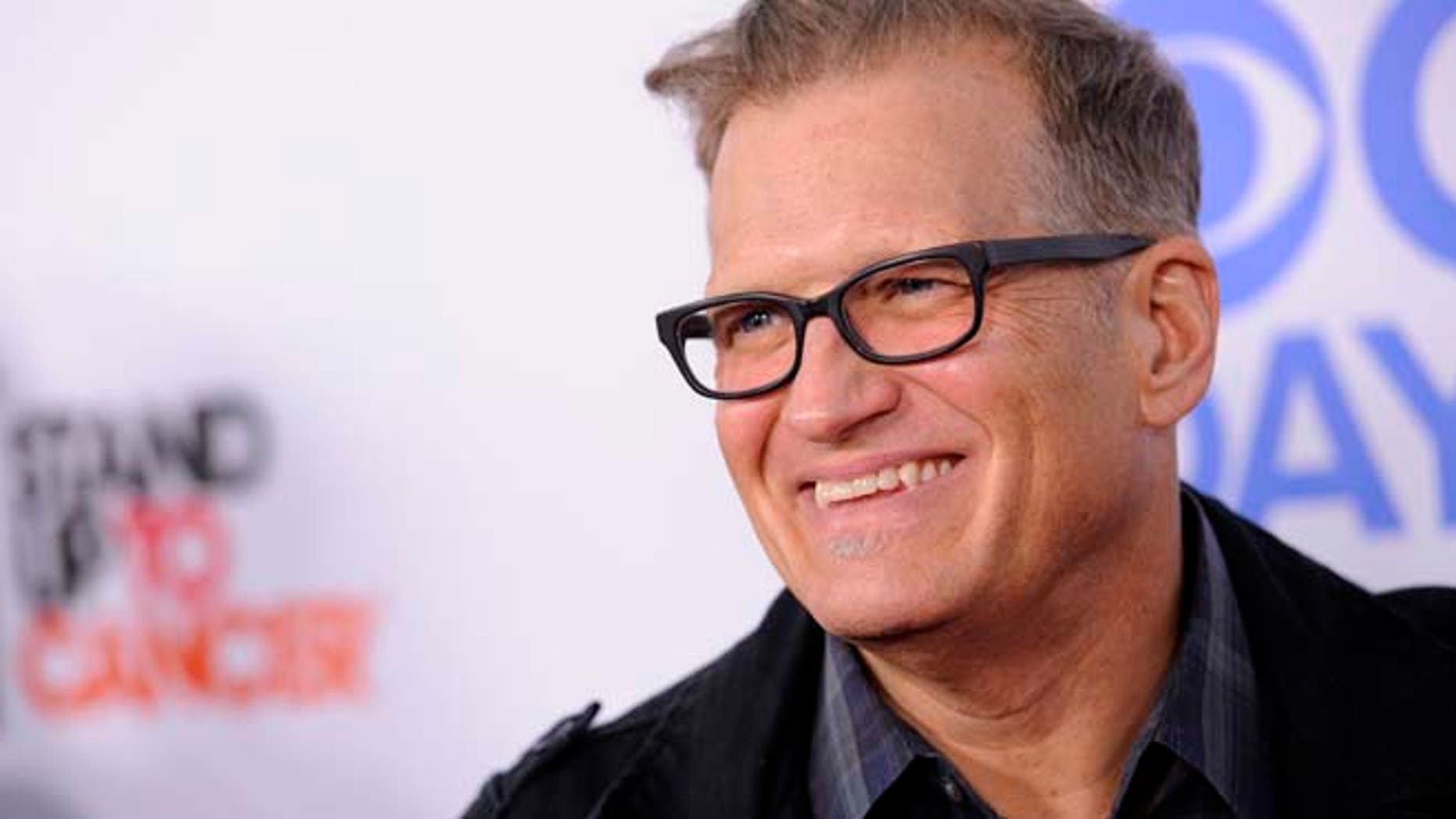 Oct. 8, 2013: In this file photo, Drew Carey arrives at the CBS Daytime After Dark comedy event at The Comedy Store in West Hollywood, Calif. (Chris Pizzello/Invision/AP)