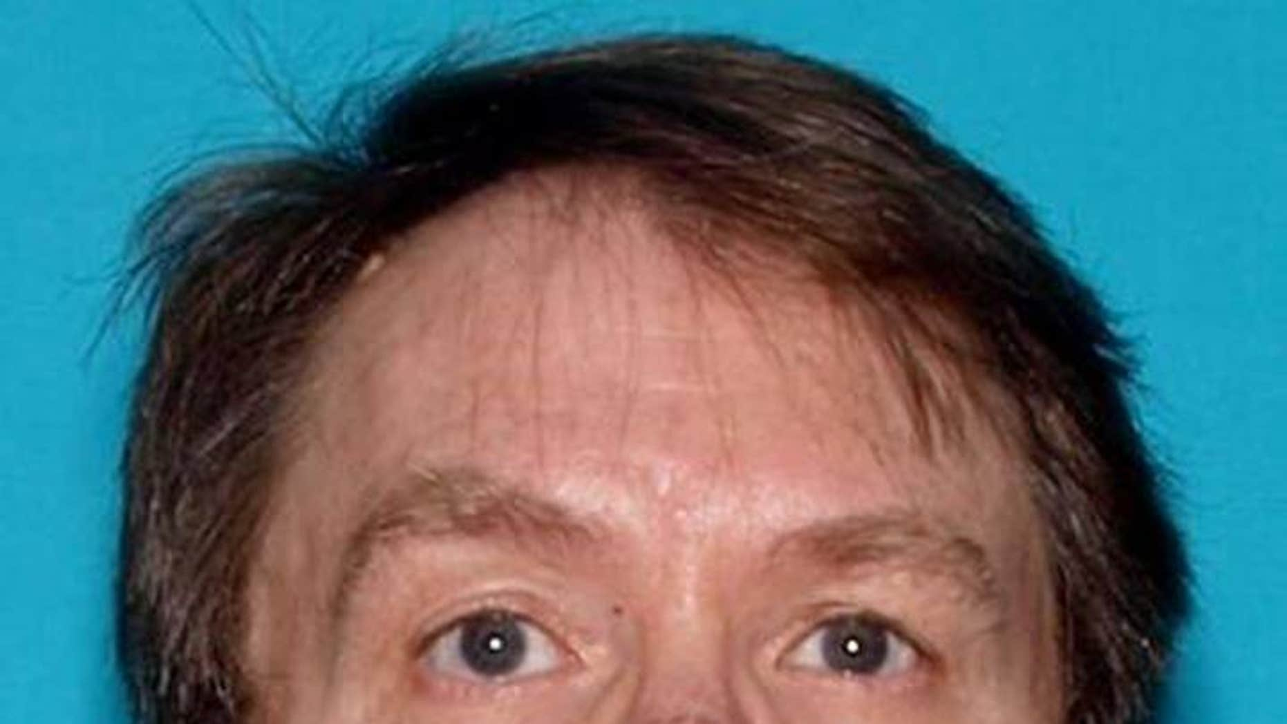 Kenneth Rasmuson is pictured here in a photo from Idaho state police's Sex Offender Registry.