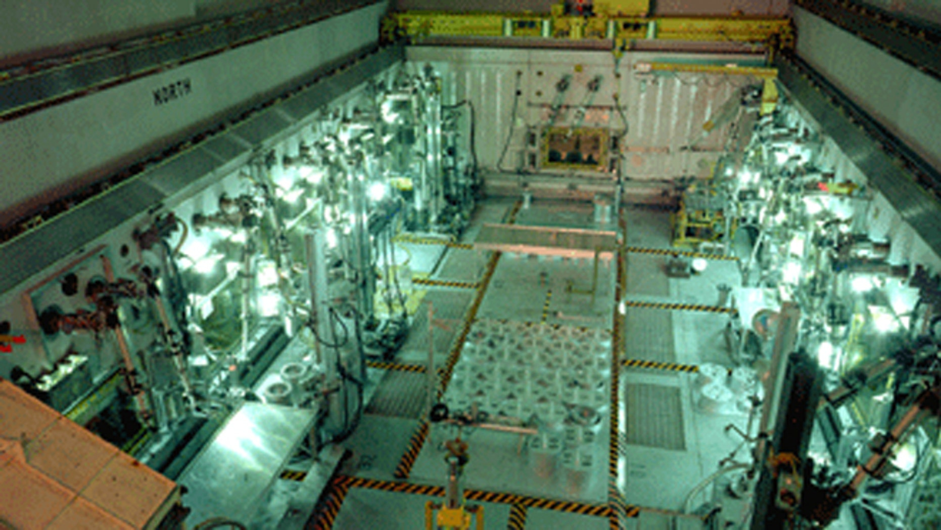 Shown here is a facility at the Idaho National Laboratory.