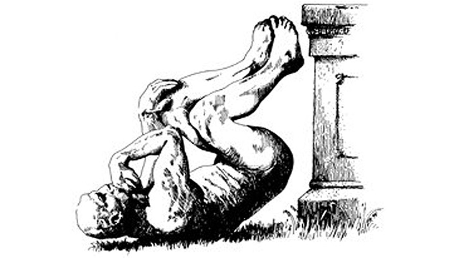 The mascot for the Ig Nobel Prizes, an annual honor for achievements that first make people laugh, and then make them think.