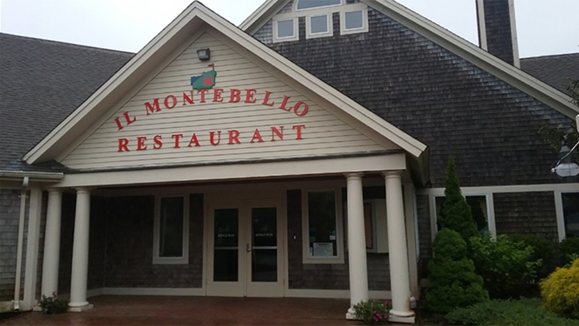 A Massachusetts teen allegedly punched his 63-year-old father outside a restaurant in Yarmouth Port, police said.