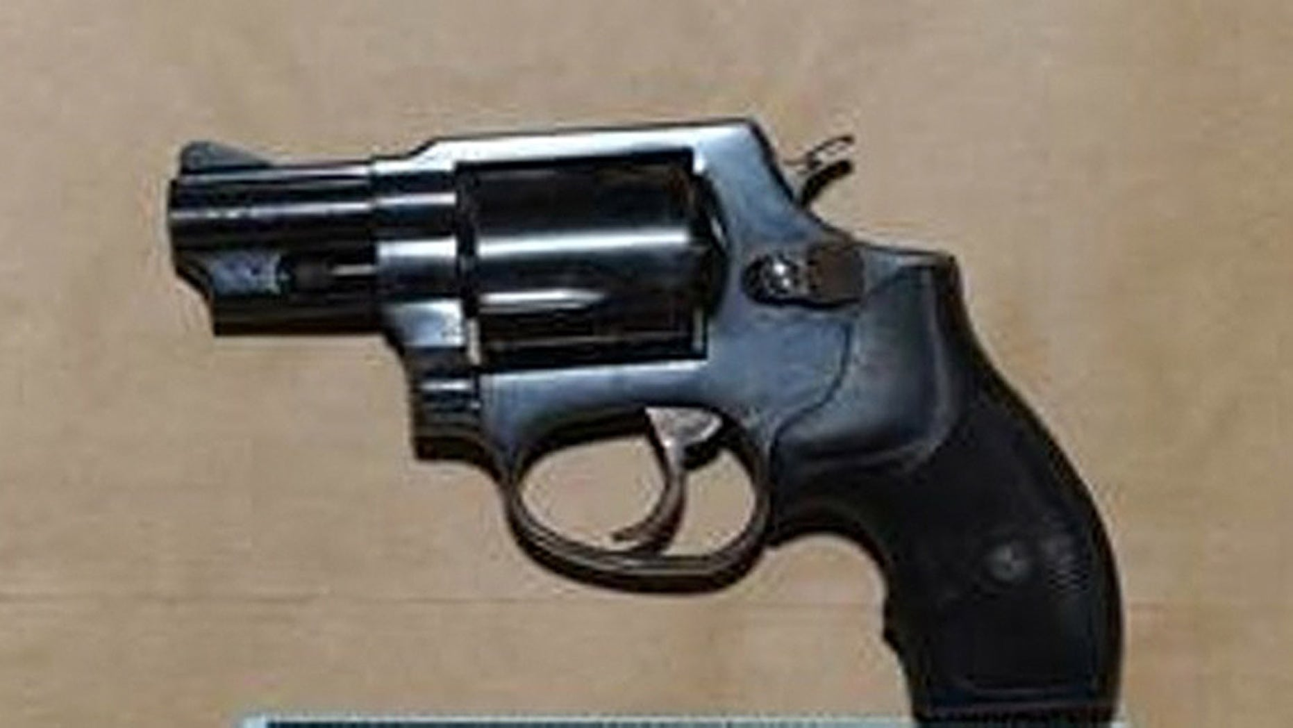 This photo, released by the New York City Police Department , Tuesday, Aug. 16, 2016. shows a .38 caliber Taurus revolver that has been recovered in connection with the shooting of Imam Maulana Alauddin Akonjee and Thara Uddin, who were shot in the head Saturday afternoon as they walked home from a mosque. (New York City Police Department via AP)