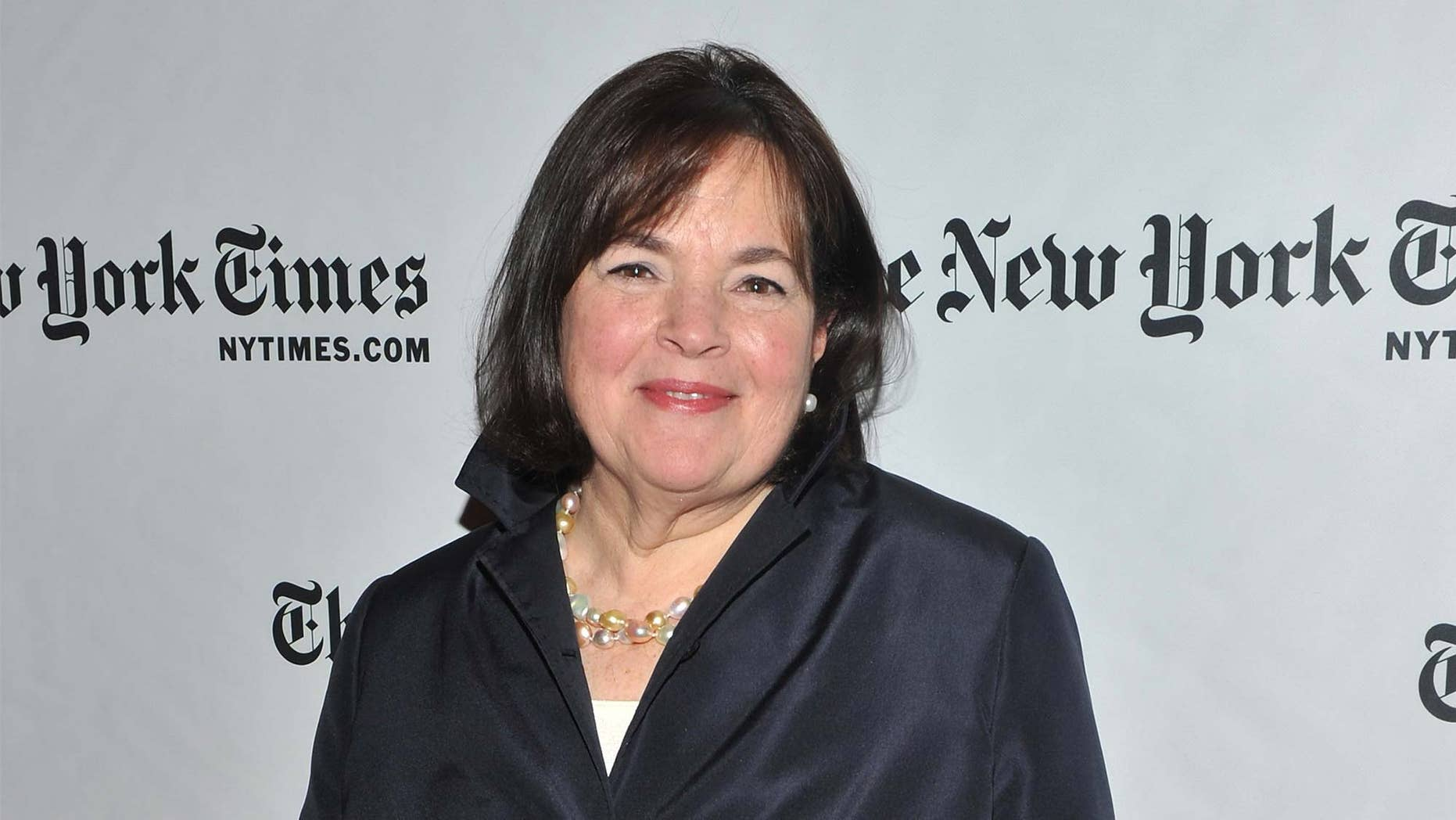 Ina Garten explained why she doesn't talk politics in an interview with the Huffington Post published on Monday.