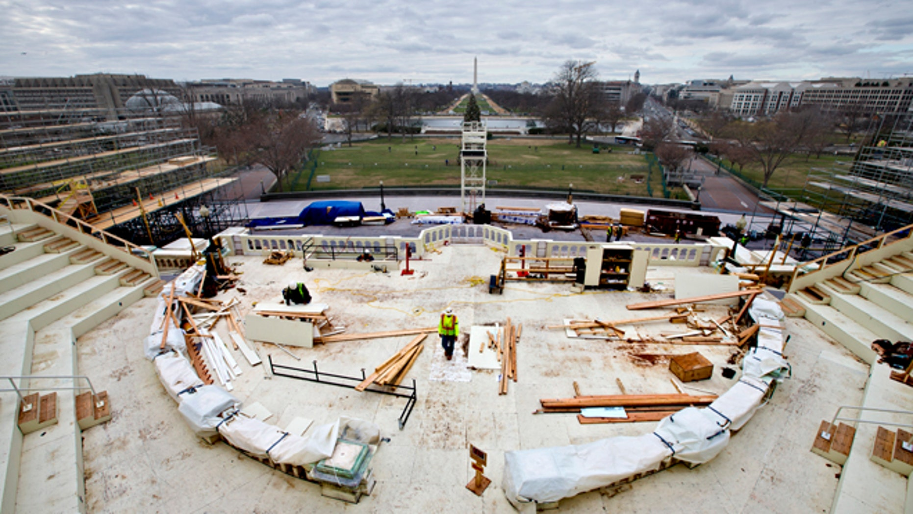 Big Price For Inaugural Pomp Much Private Money Fox News