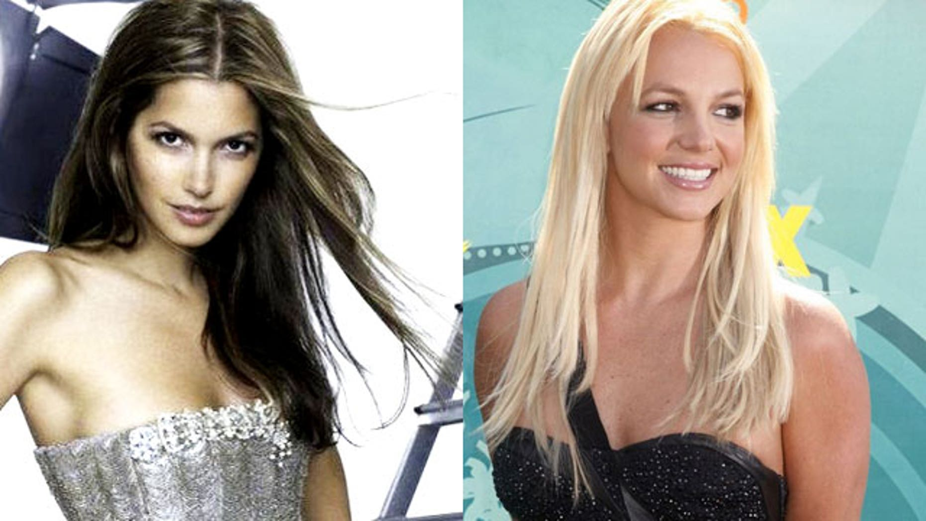 Photographer Indrani (l), along with professional partner Marcus Klinko, says Spears (r) was the hottest woman they ever photographed.