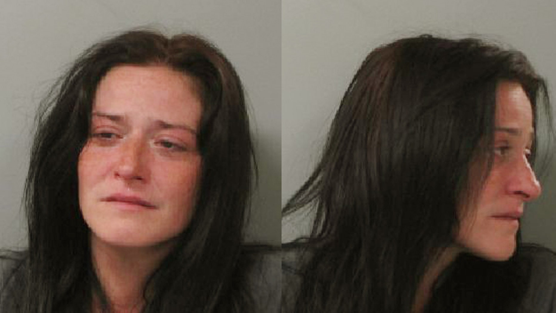 This Saturday, Aug. 29, 2015 photo provided by the Batavia, N.Y. Police Department shows Christina M. Colantonio. Colantonio was arrested on Saturday, Aug. 29, 2015 on a murder charge after police say she killed her infant child and then lived in an apartment with the baby's lifeless body for three months. (Batavia Police Department via the AP)