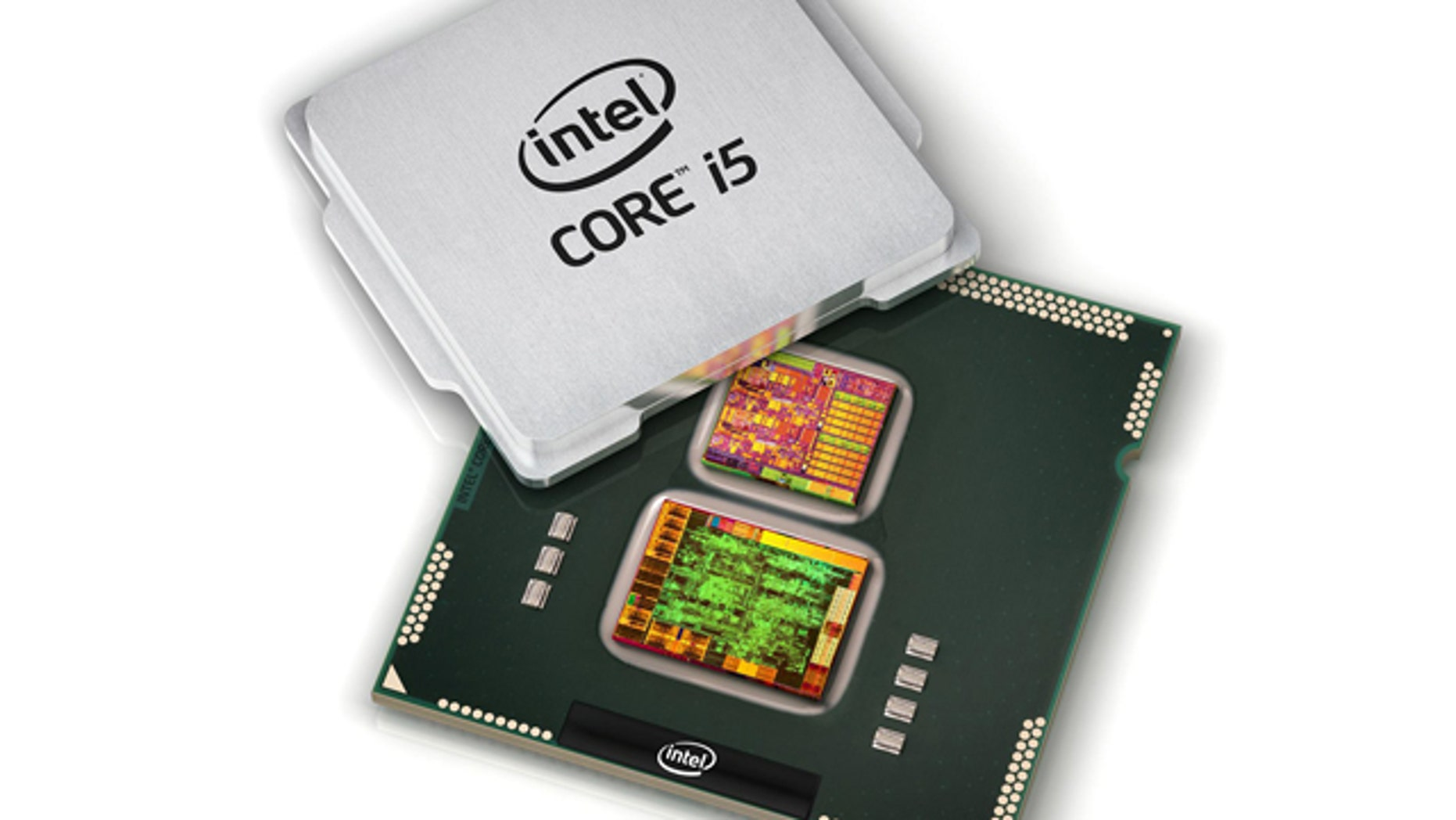 The transistors -- little on/off switches that regulate the flow of electric current -- in Intel's newest CPUs are so small that 60 million could fit onto the head of a pin.