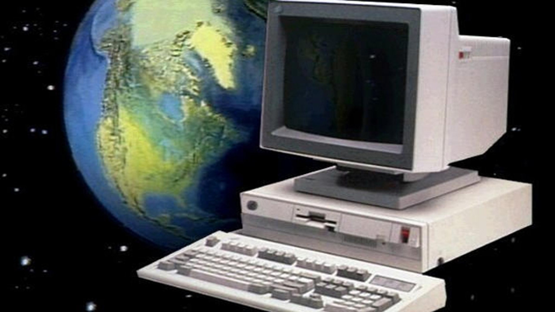 A 1993 computer that could have let an ordinary citizen surf that esoteric, geeks-only thing known as the World Wide Web.