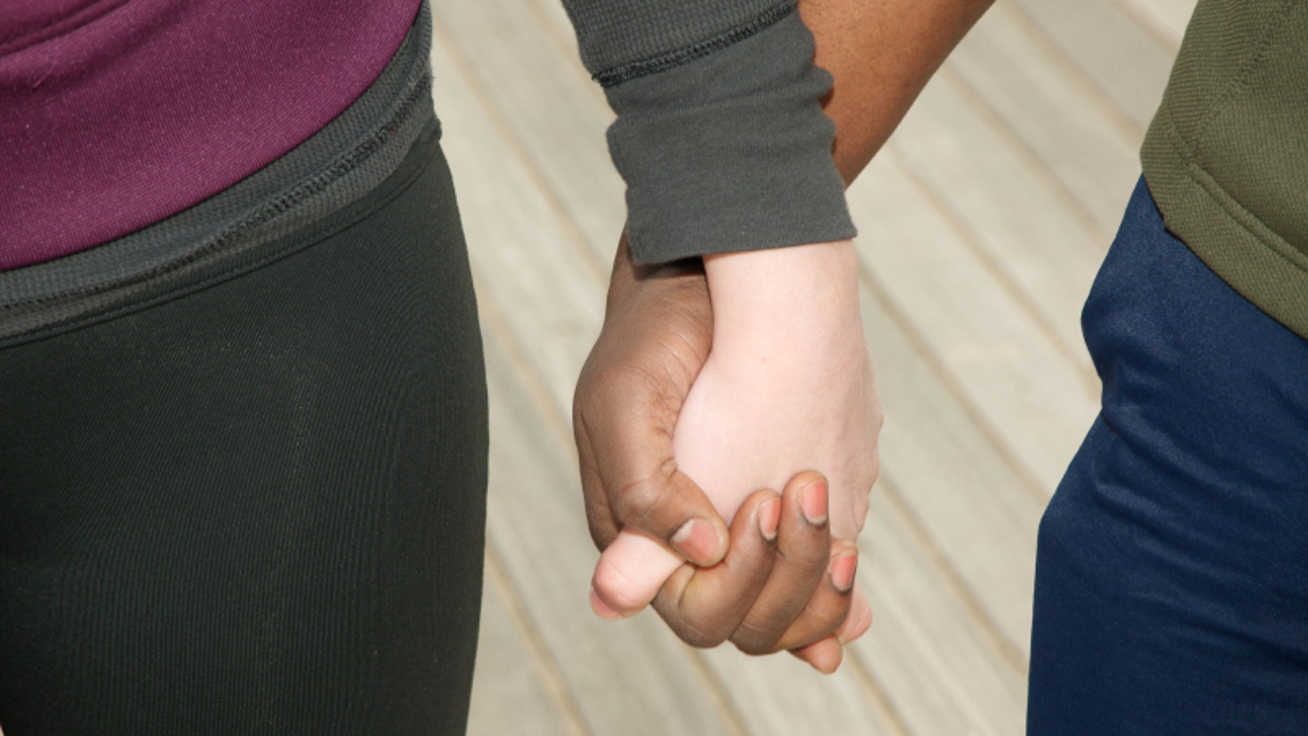 Non sexual touch in therapy