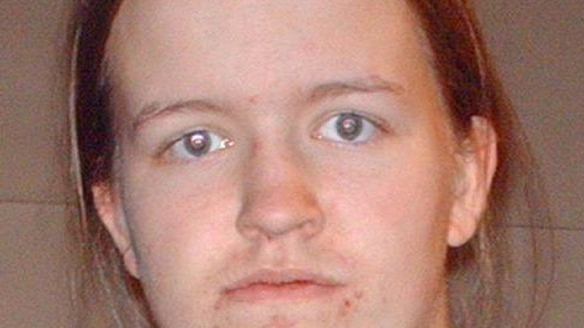 This undated photo provided by The Iowa Department of Public Safety shows Kathlynn Shepard, 15. Authorities said May 21, 2013, a man suspected of abducting Shepard and a 12-year-old girl from a bus stop in central Iowa has been found dead, but a search continues for Shepard.