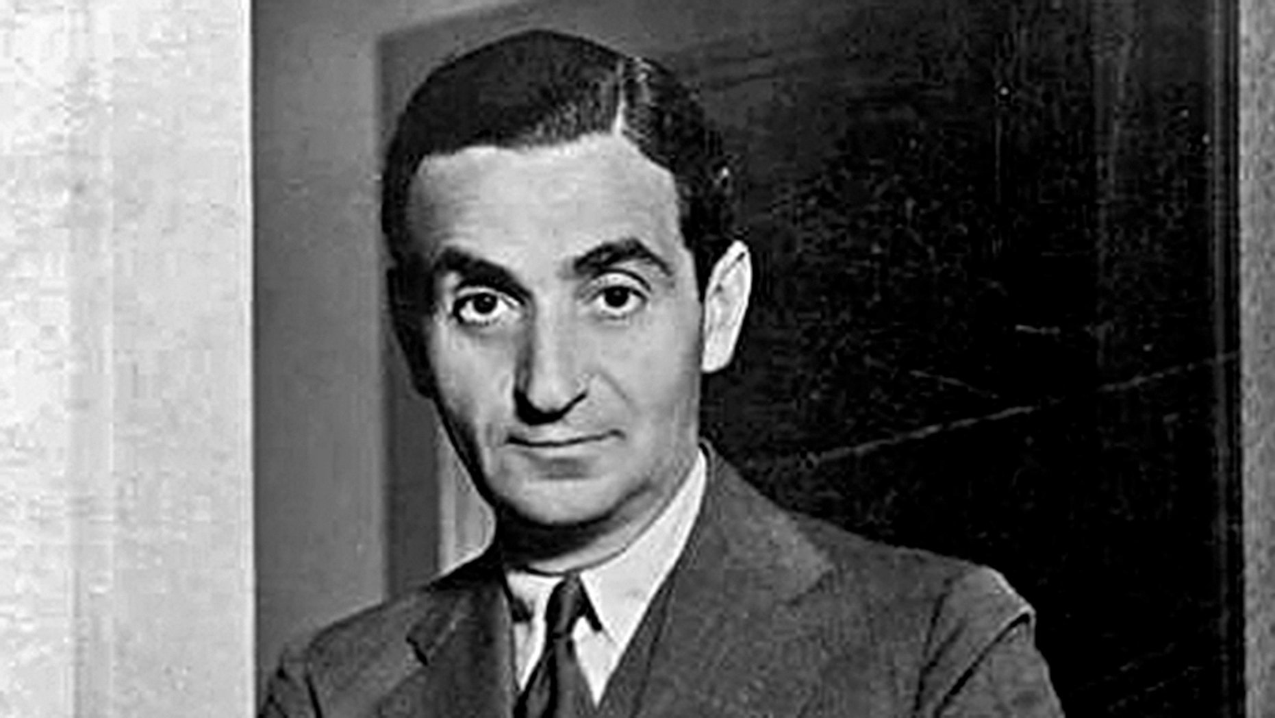 """Immigrant Irving Berlin wrote """"God Bless America"""" as a thank you to his new home, the same year he became a U.S. citizen. (National Archives)"""