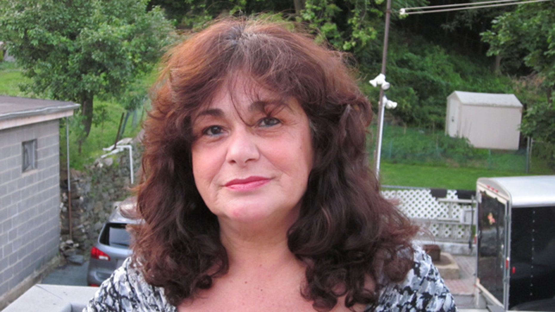 June 15: Maria Renda was released from a New Jersey jail, where she was held for over a month because of a decade-old misdemeanor drug conviction.