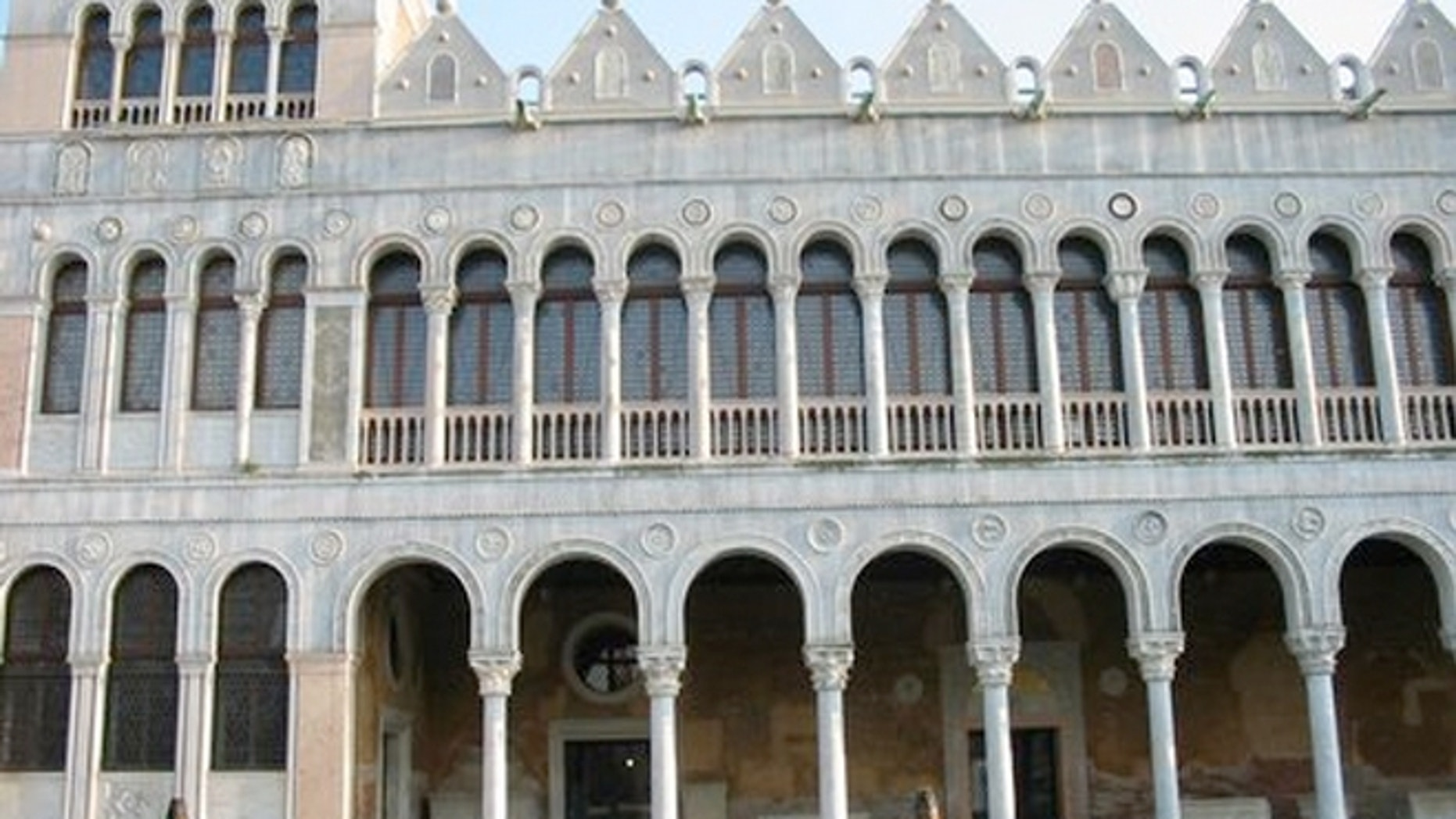 The Palazzo Barbarigo in Venice is a 16th-century building converted in boutique hotel on the Grand Canal.