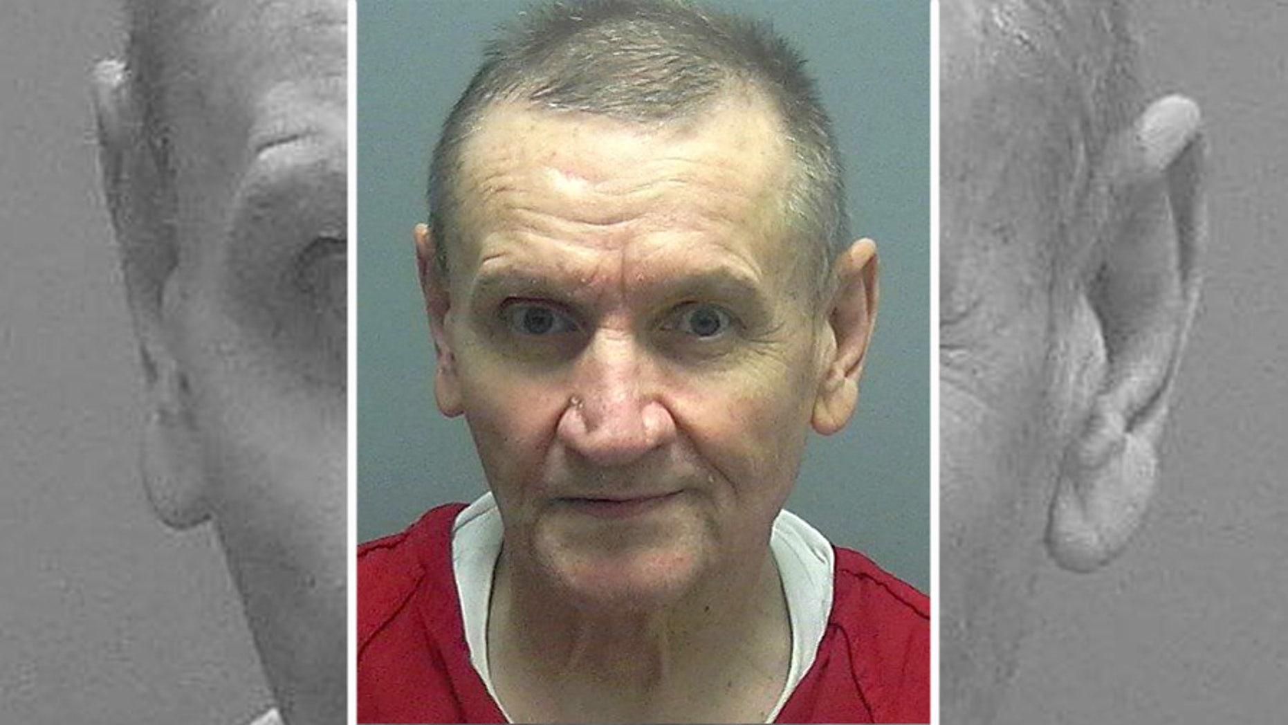 Ivan Bakh, 61, was arrested for allegedly firing a gun inside his Florida apartment.