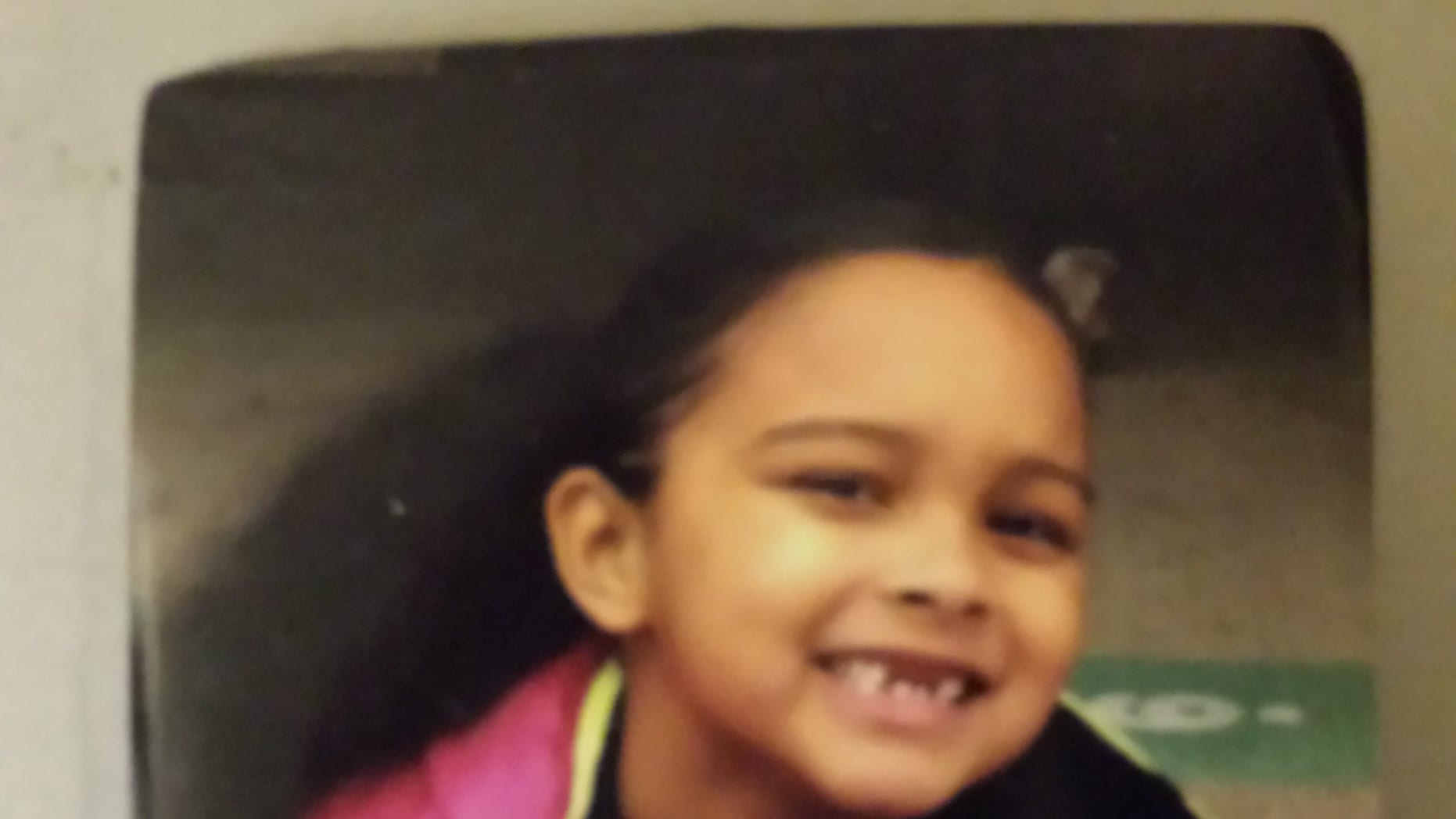 The burned body of Jadianna Larsen, 6, was found 10 hours before her reported disappearance. (Sacramento County Sheriff's Department)