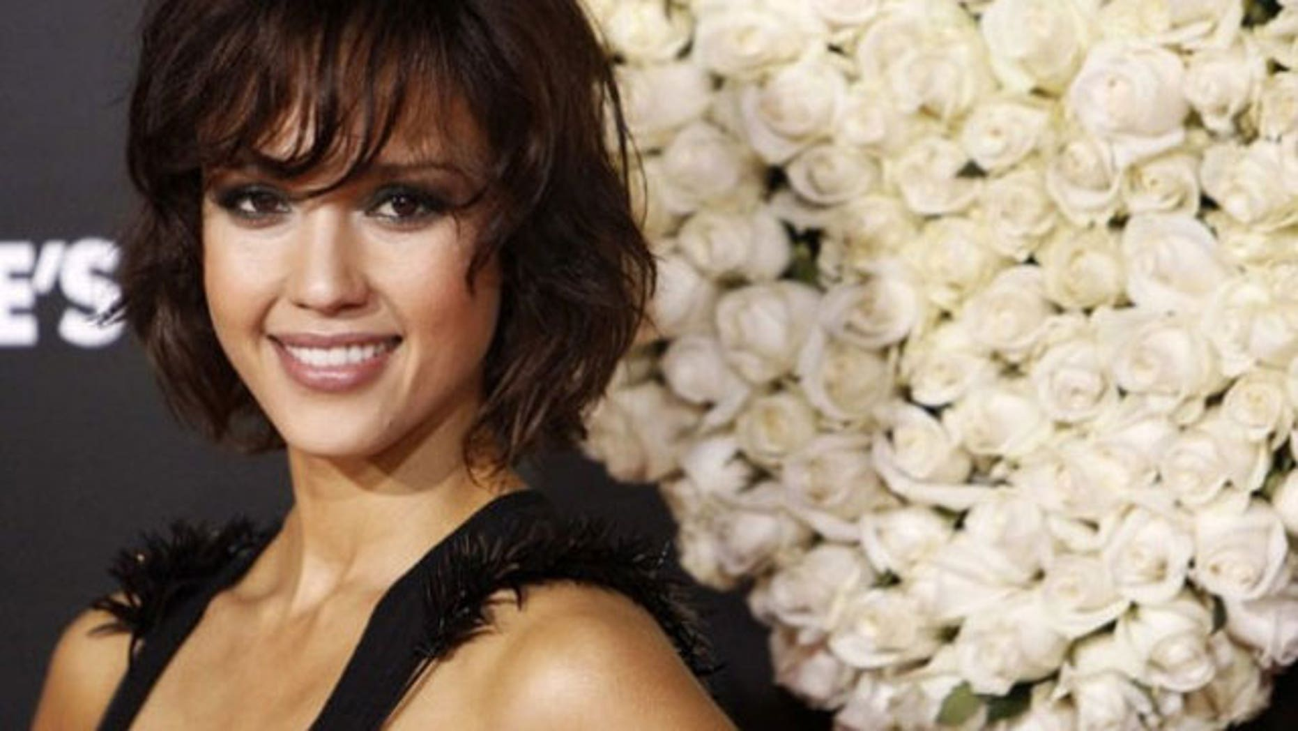 Jessica Alba wants to do more roles her young daughter can see.