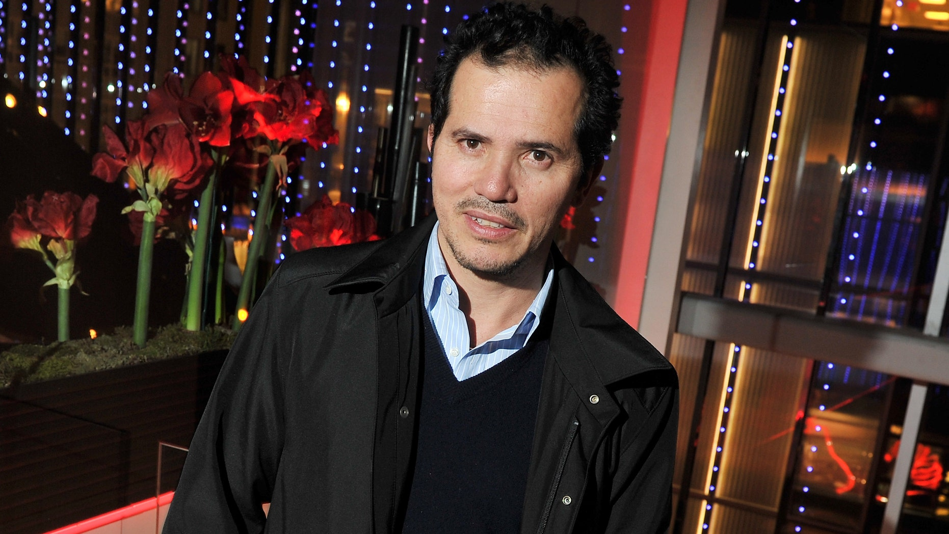 """NEW YORK, NY - DECEMBER 13:  Actor John Leguizamo attends the after party for the Giorgio Armani & Cinema Society screening of """"Albert Nobbs"""" at the Armani Ristorante on December 13, 2011 in New York City.  (Photo by Stephen Lovekin/Getty Images)"""