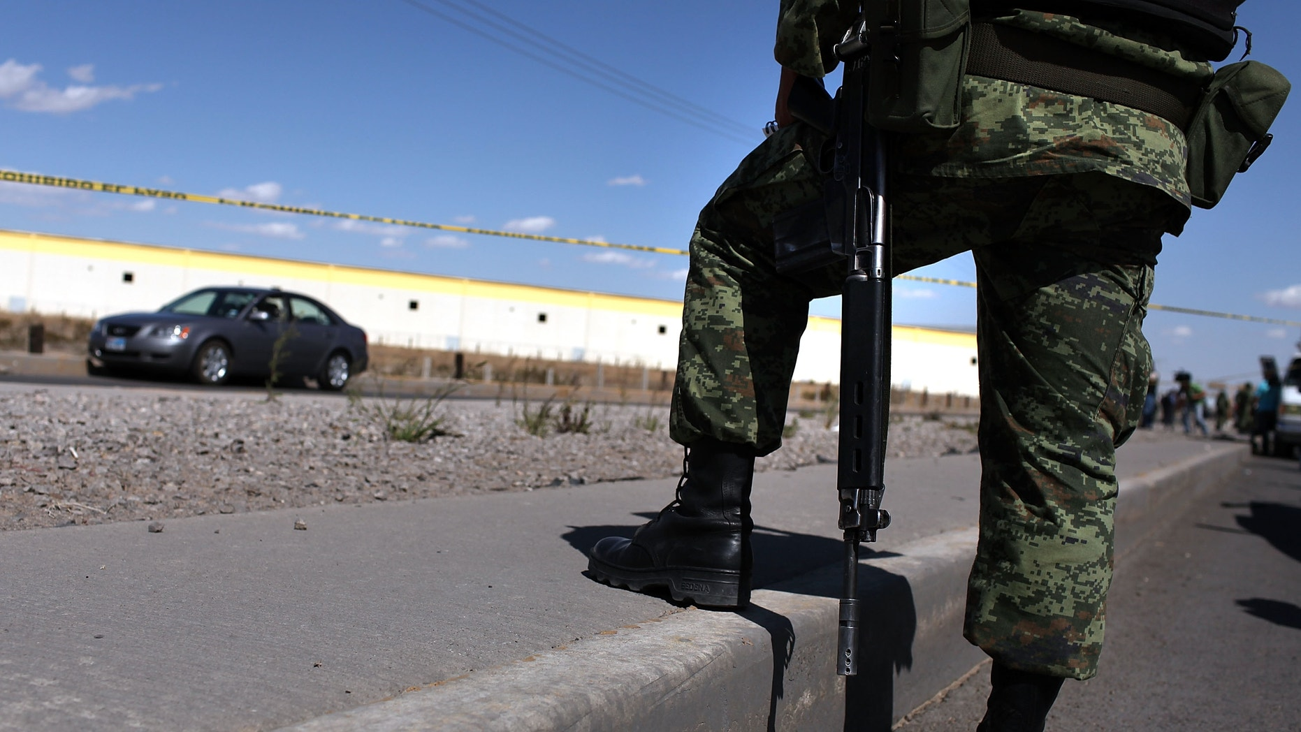 > on March 24, 2010 in Juarez, Mexico.