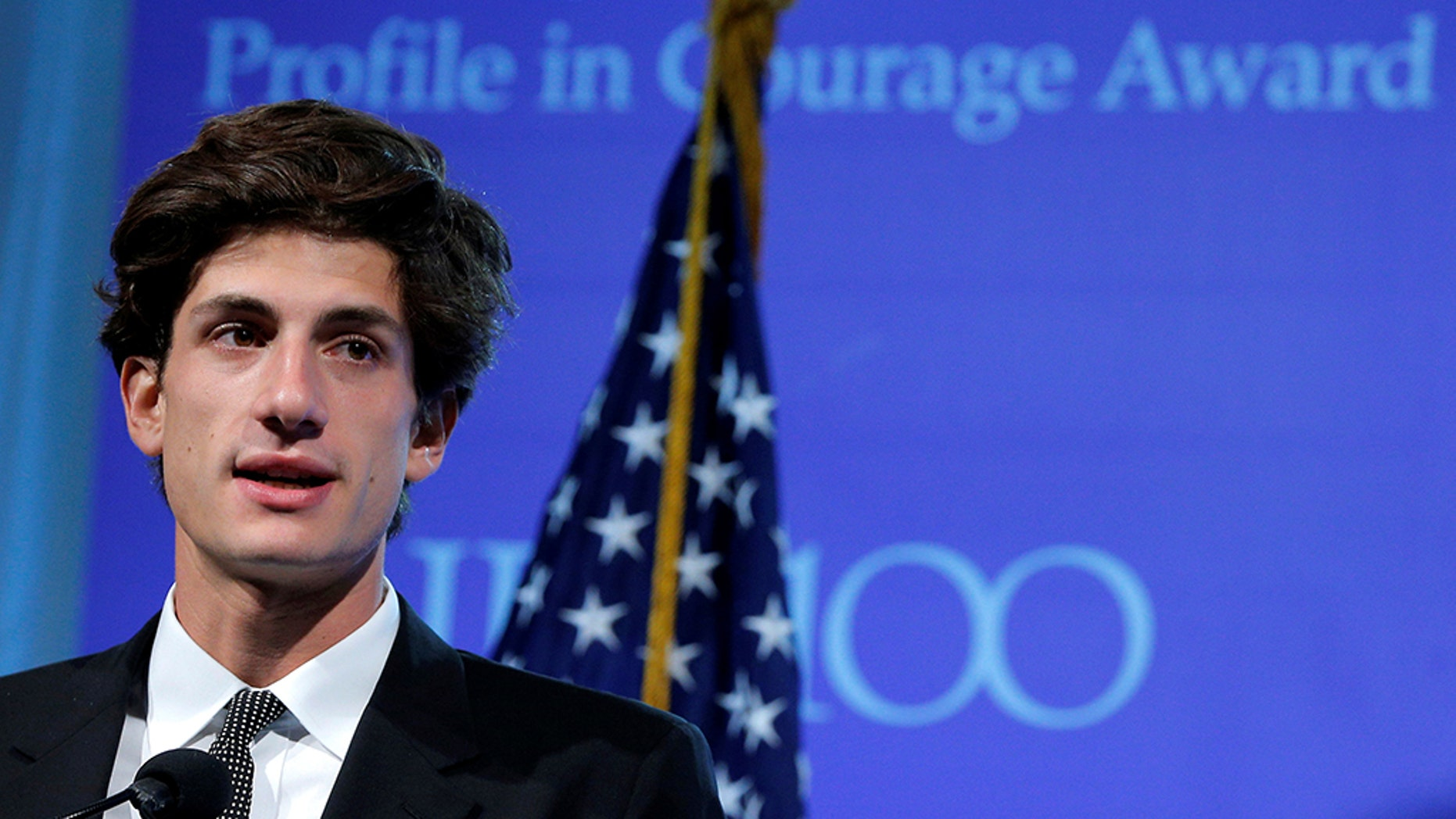 "Jack Schlossberg made his acting debut on Friday during the season finale of ""Blue Bloods."""