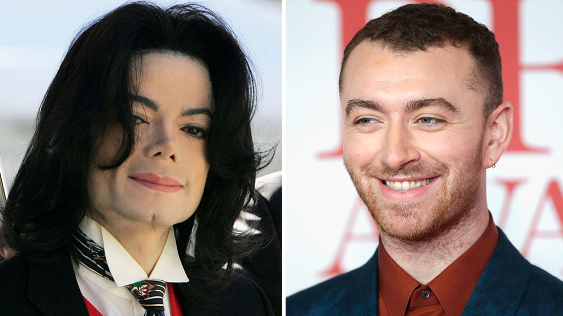 Singer Sam Smith was slammed for saying he doesn't like the King of Pop.