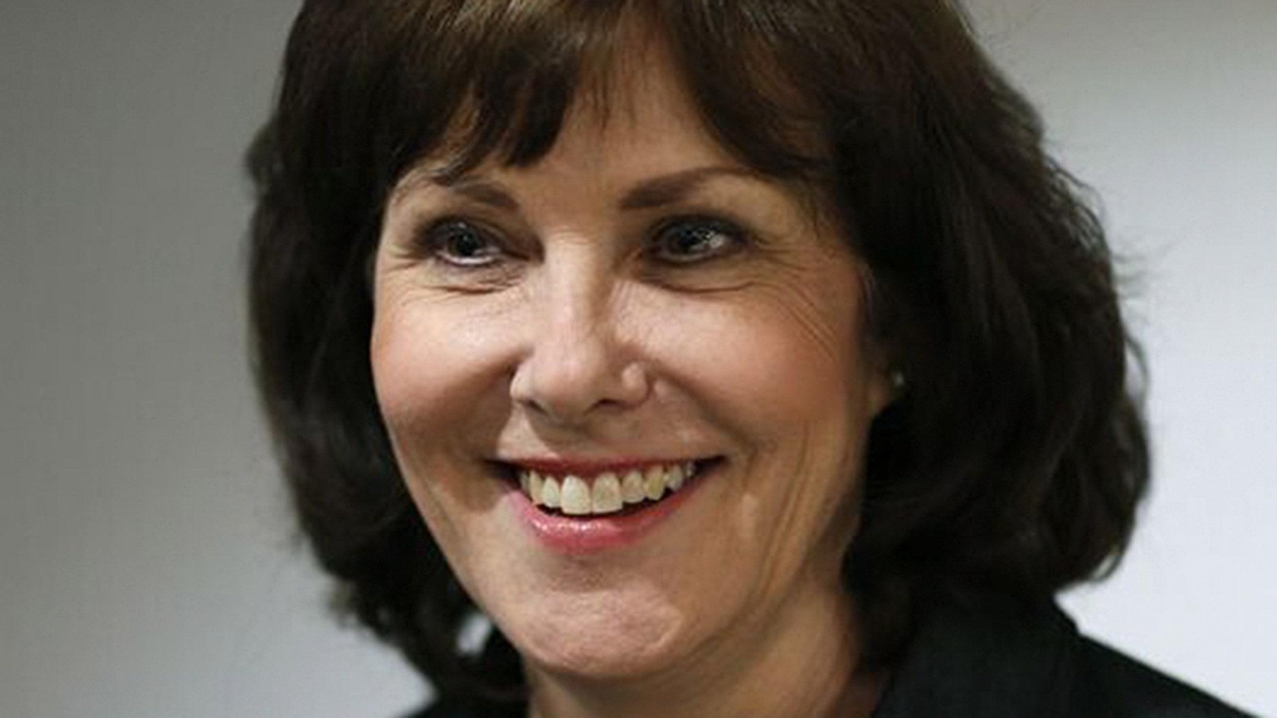 Rep. Jacky Rosen is hoping to unseat incumbent Sen. Dean Heller in Nevada.