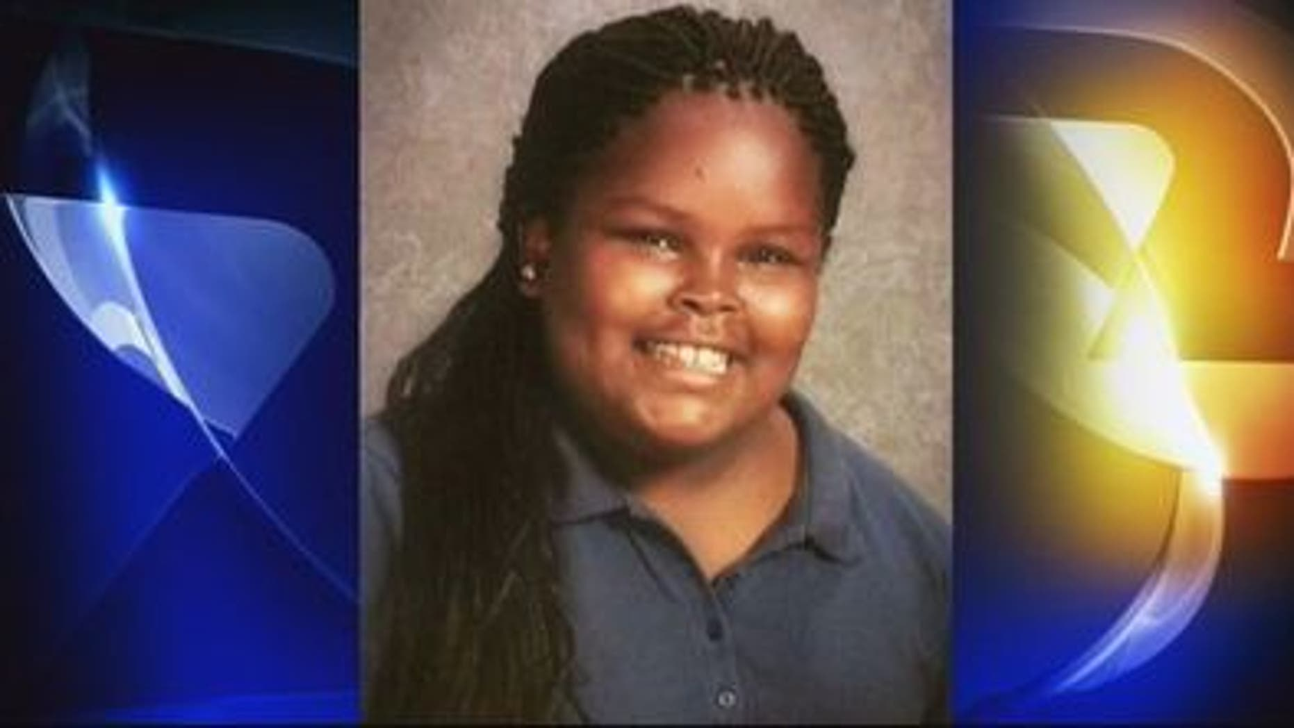 This photo shows 13-year-old Jahi McMath, who will be kept on life support indefinitely despite being declared legally brain dead by officials at a California hospital  (KTVU/E.C. Reems Academy of Technology and Arts)