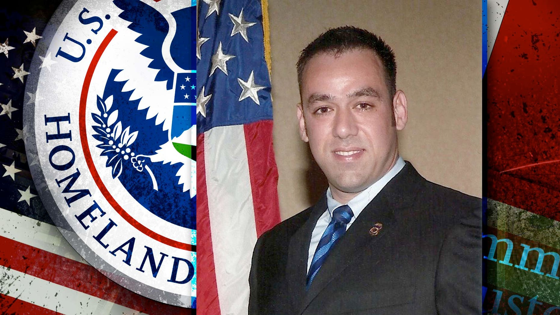 Feb. 16, 2011: In this undated photo released by U.S. Immigration and Customs Enforcement, ICE Special Agent Jaime Zapata is seen.  Zapata, on assignment to the ICE Attache in Mexico City from his post in Laredo, Texas, died Tuesday Feb. 15, 2011, when gunmen attacked as he and another agent drove through the northern state of San Luis Potosi. (AP/ICE)