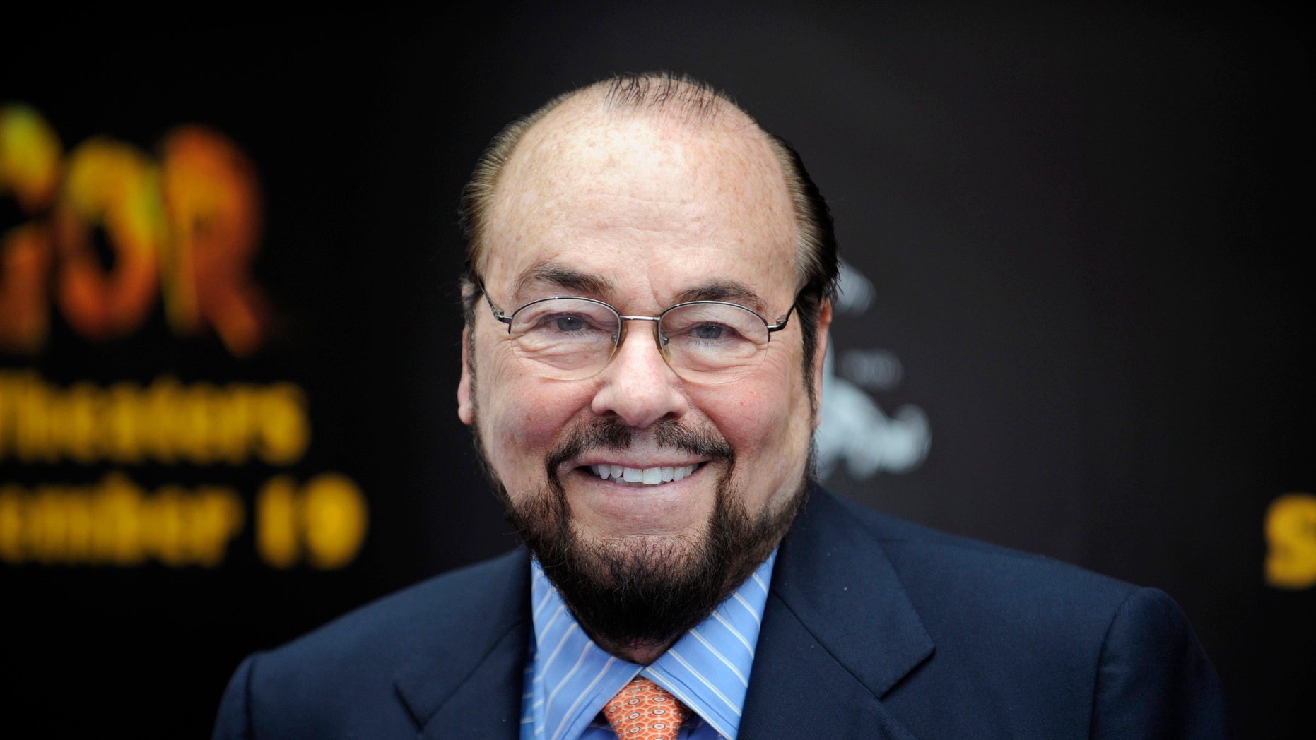 """Cast member James Lipton attends the premiere of the film """"Igor"""" in Los Angeles September 13, 2008."""