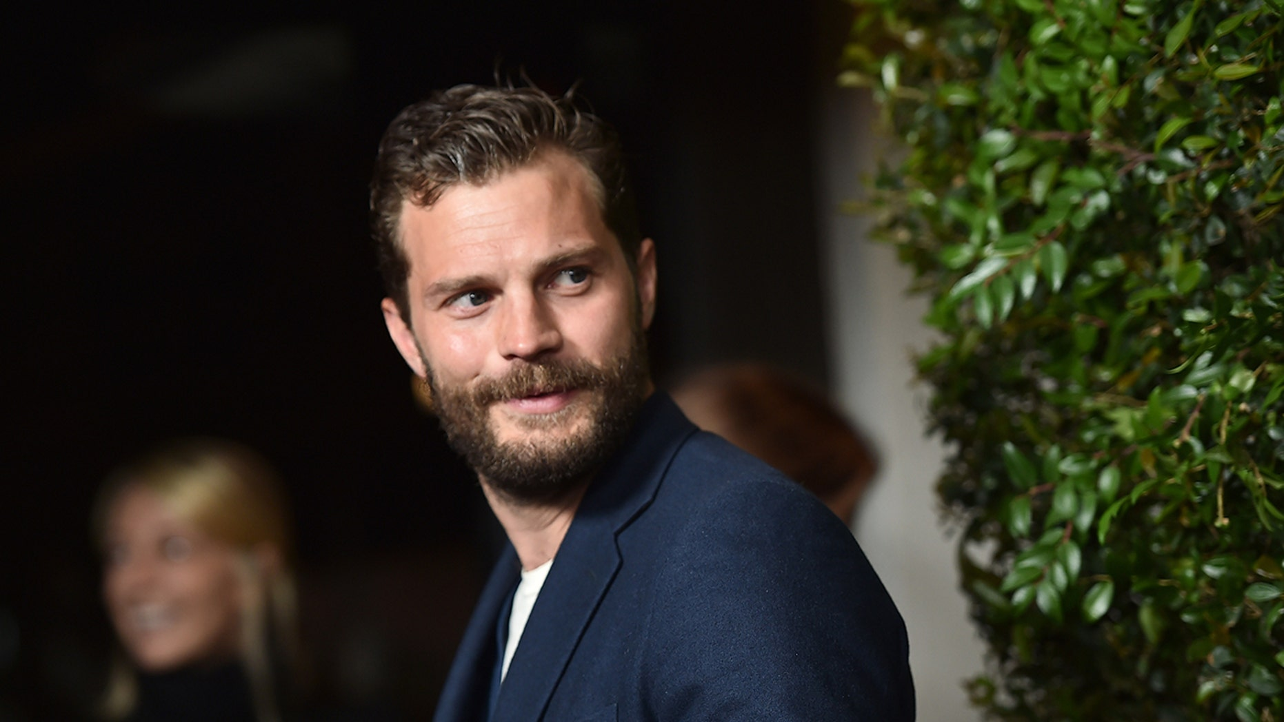 Actor and model Jamie Dornan lost his mother to pancreatic cancer.