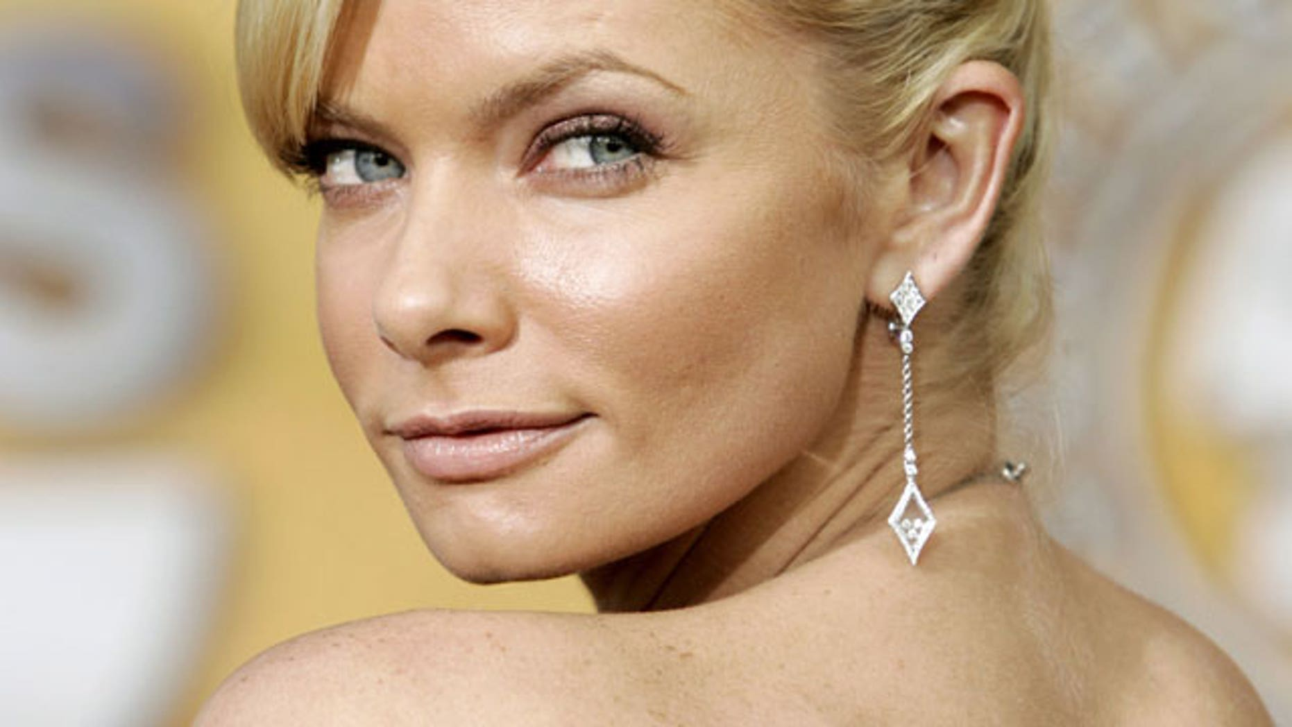 Actress Jaime Pressly has had a tough few weeks. (Reuters)