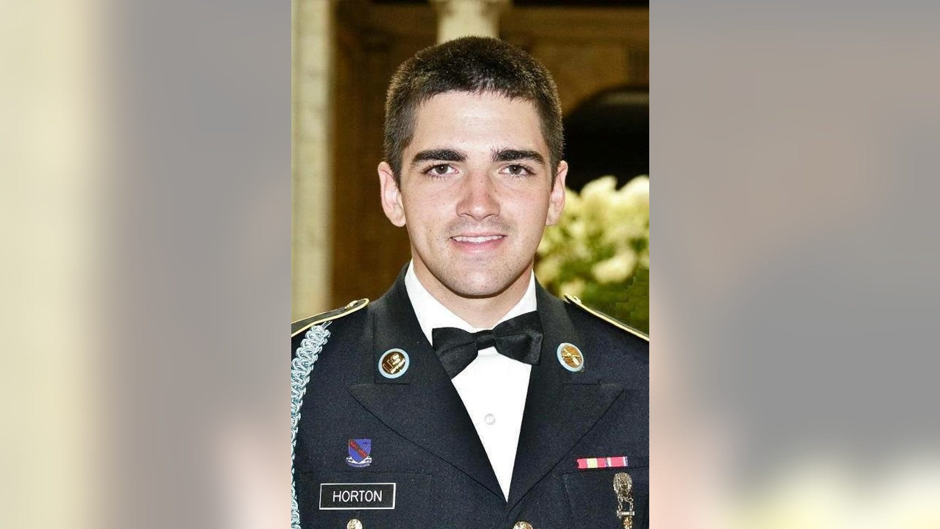 SPC Christopher David Horton, who was killed on September 9, 2011, in Paktia, Afghanistan.