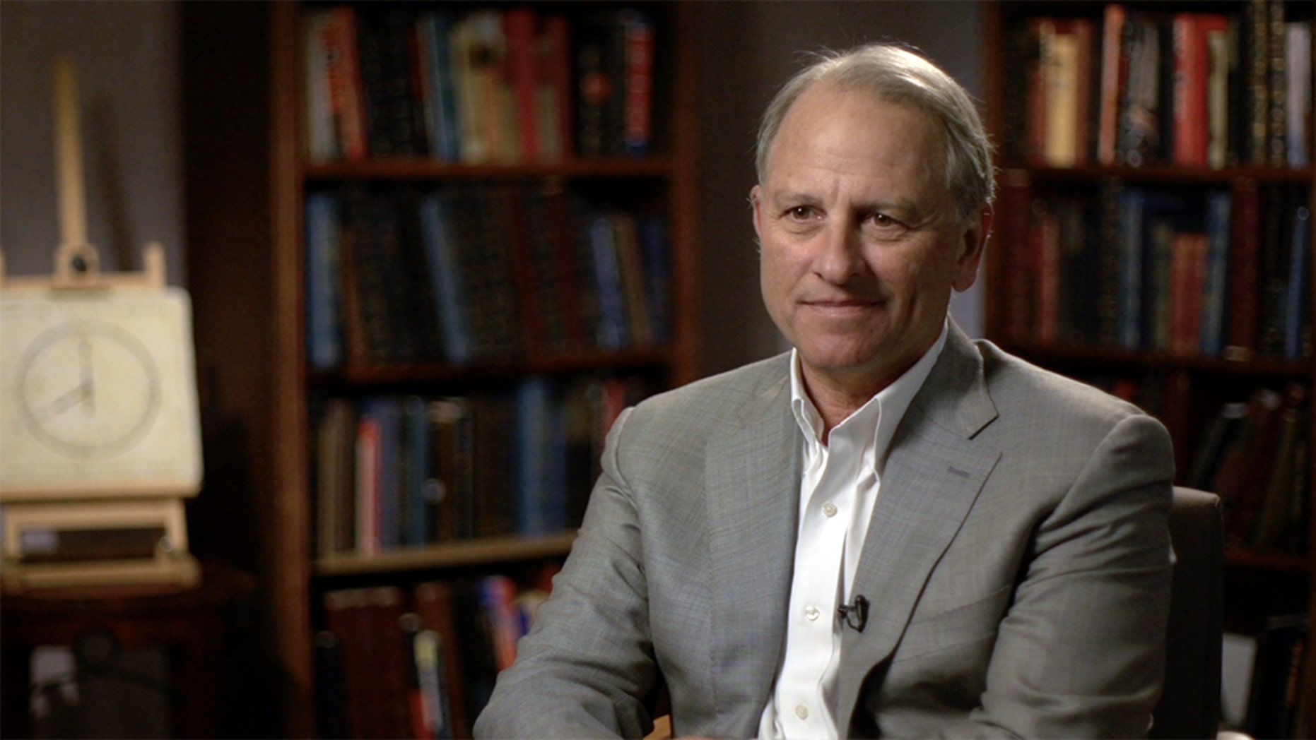 """Nineteen past and present employees allege Jeff Fager """"allowed harassment"""" at CBS News, according to Ronan Farrow's New Yorker article, published on Friday."""