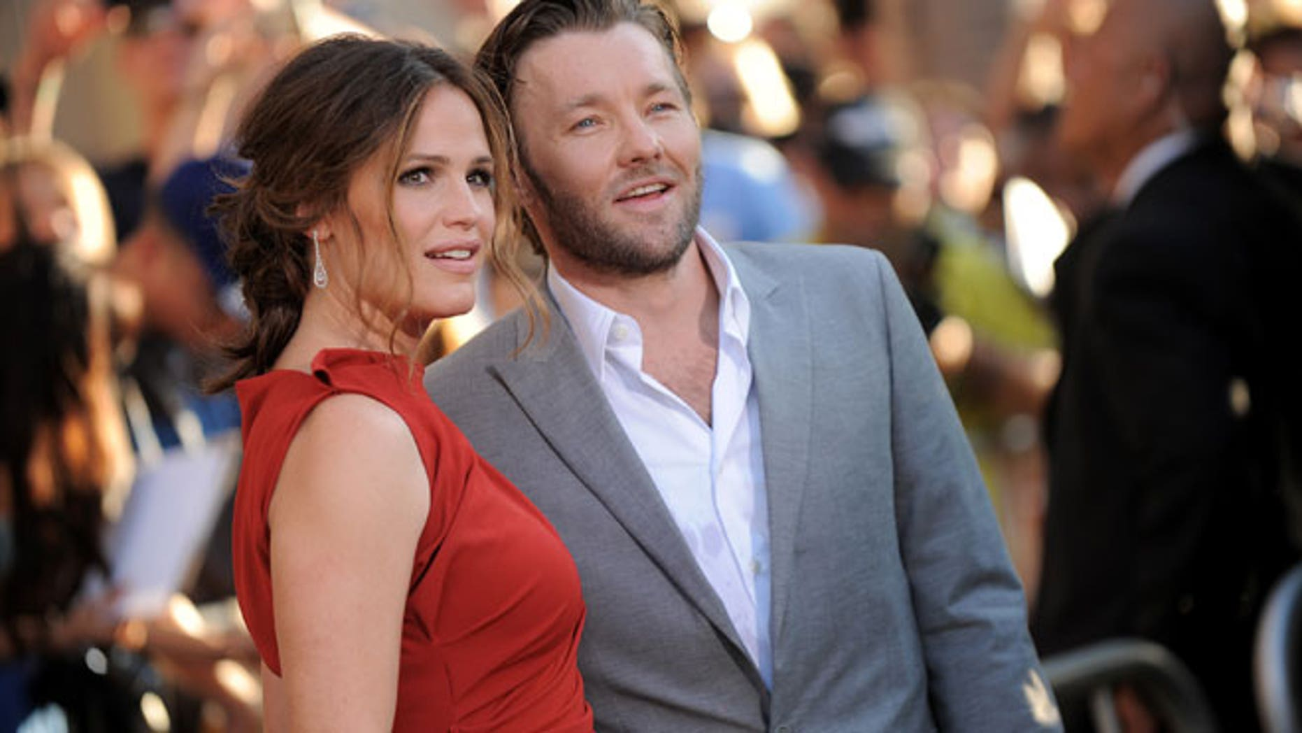 """Aug. 06: Jennifer Garner and Joel Edgerton attend the world premiere of """"The Odd Life of Timothy Green"""" at The El Capitan Theatre."""